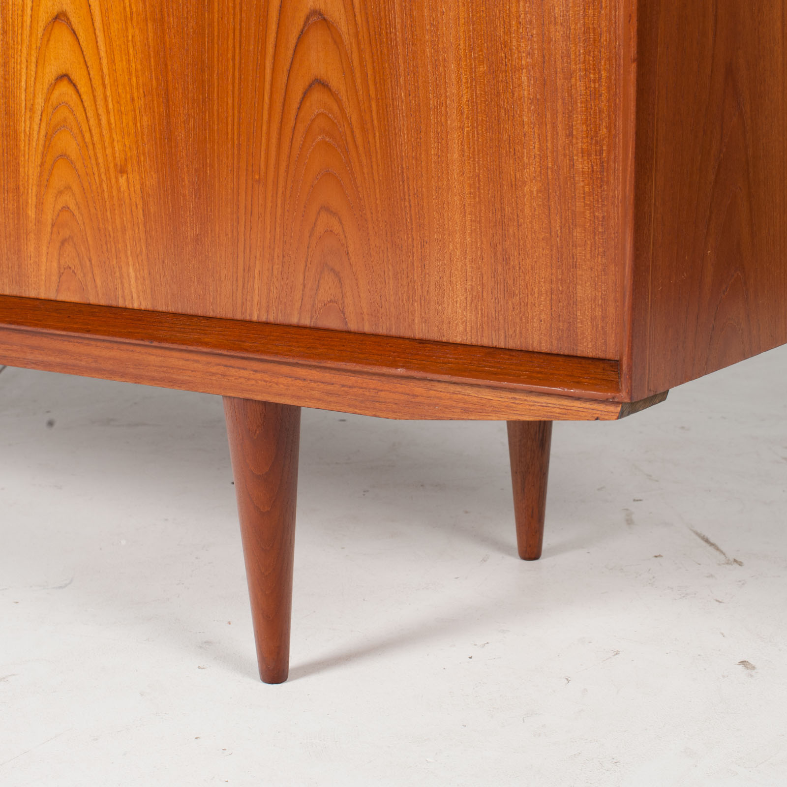 Sideboard By Clause And Son In Teak, 1960s, Denmark10