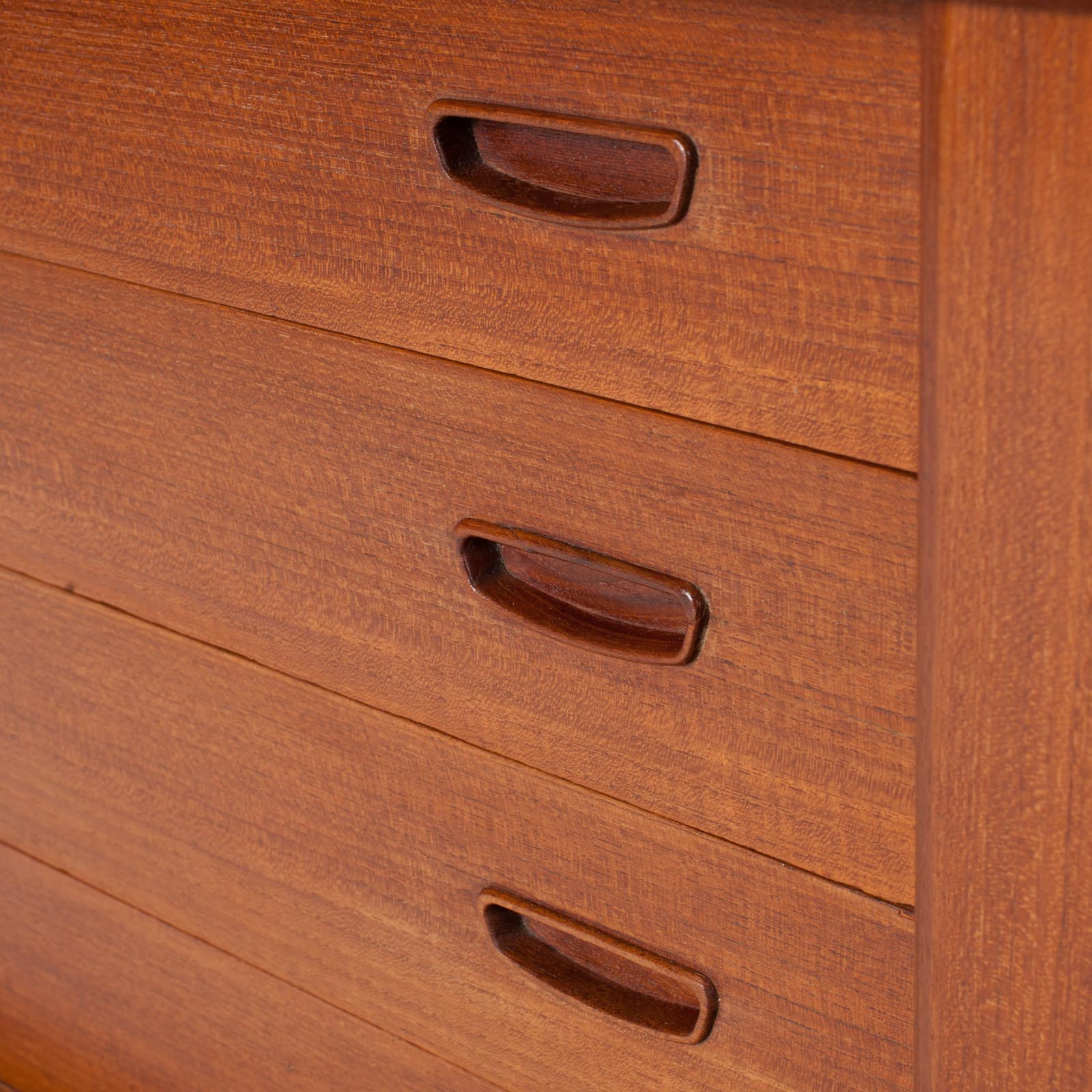 Sideboard By Clause And Son In Teak, 1960s, Denmark12