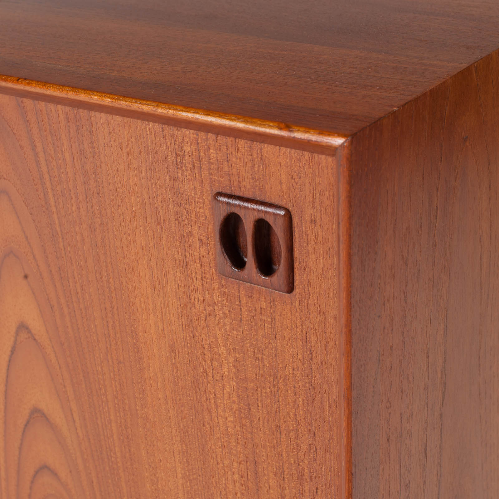 Sideboard By Clause And Son In Teak, 1960s, Denmark9