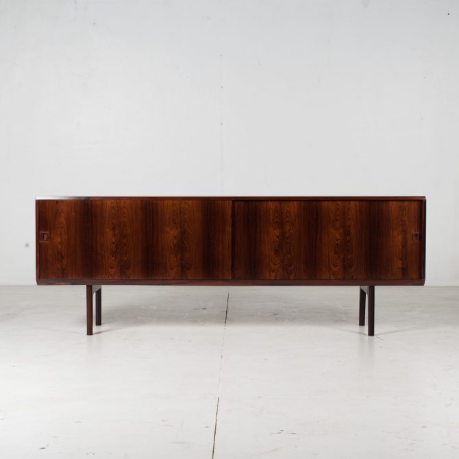 Sideboard In Rosewood With Oak Interior For Brouer Furniture, 1960s, Denmark1