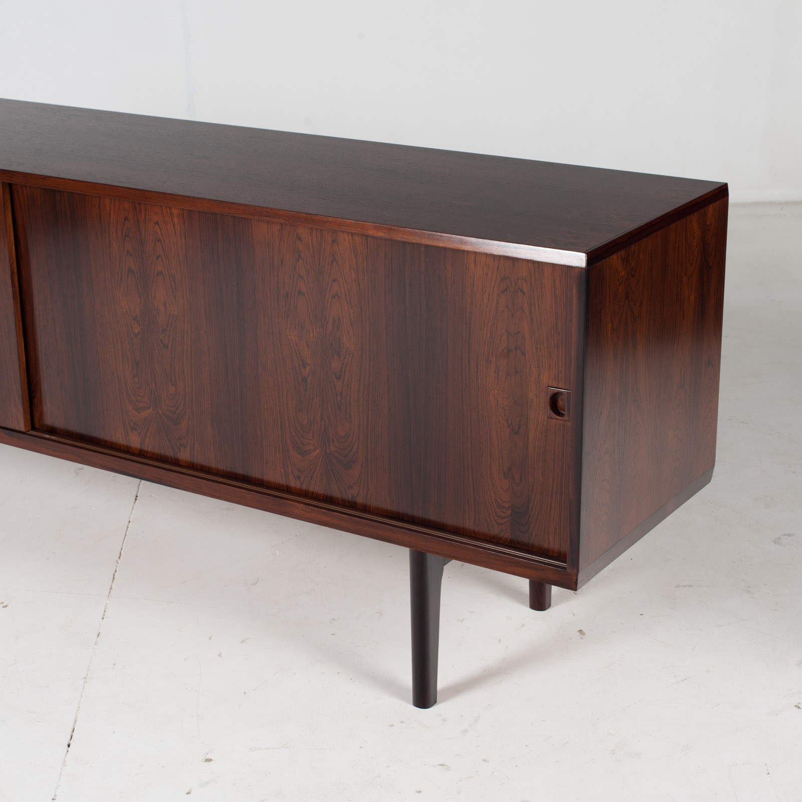 Sideboard In Rosewood With Oak Interior For Brouer Furniture, 1960s, Denmark10