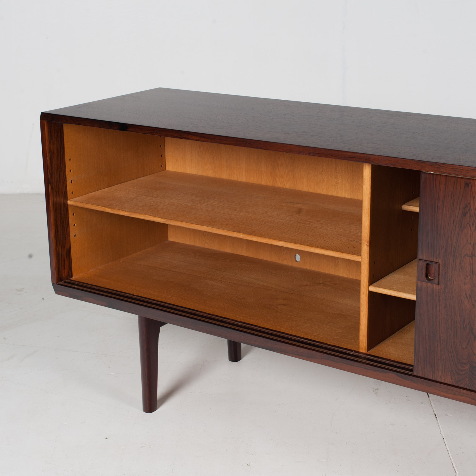 Sideboard In Rosewood With Oak Interior For Brouer Furniture, 1960s, Denmark8 2