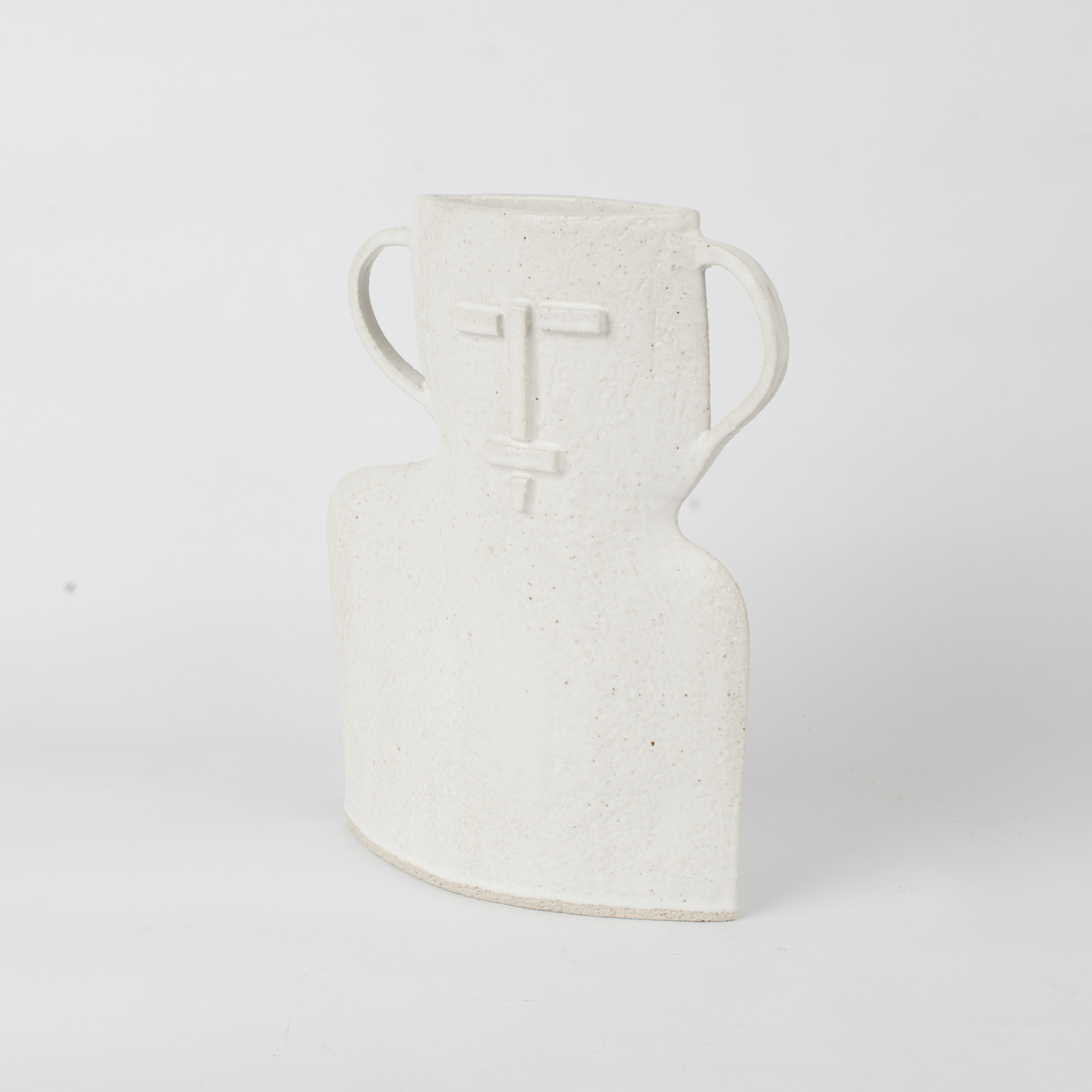 Father Face Vase White Hero