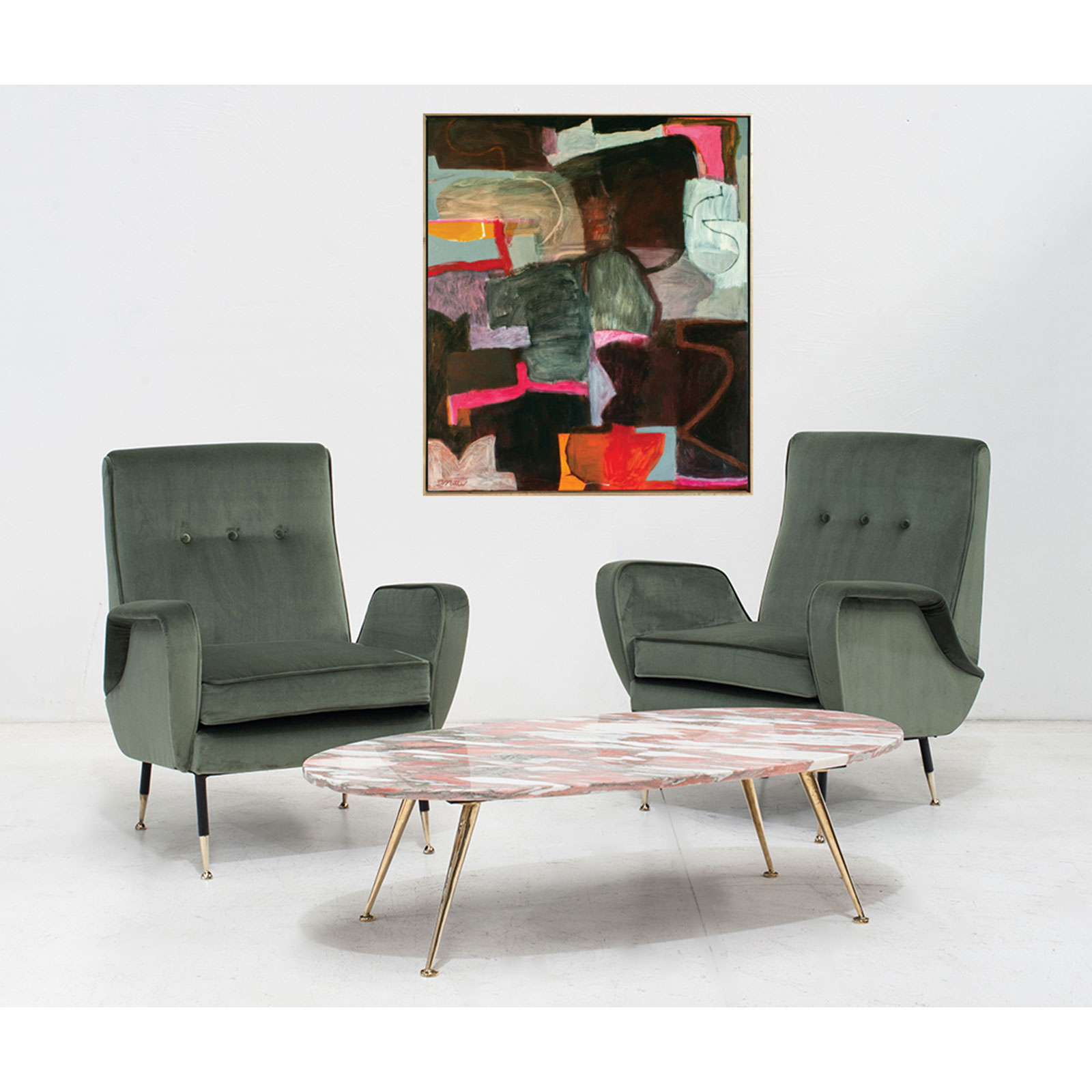 Styled Armchairs