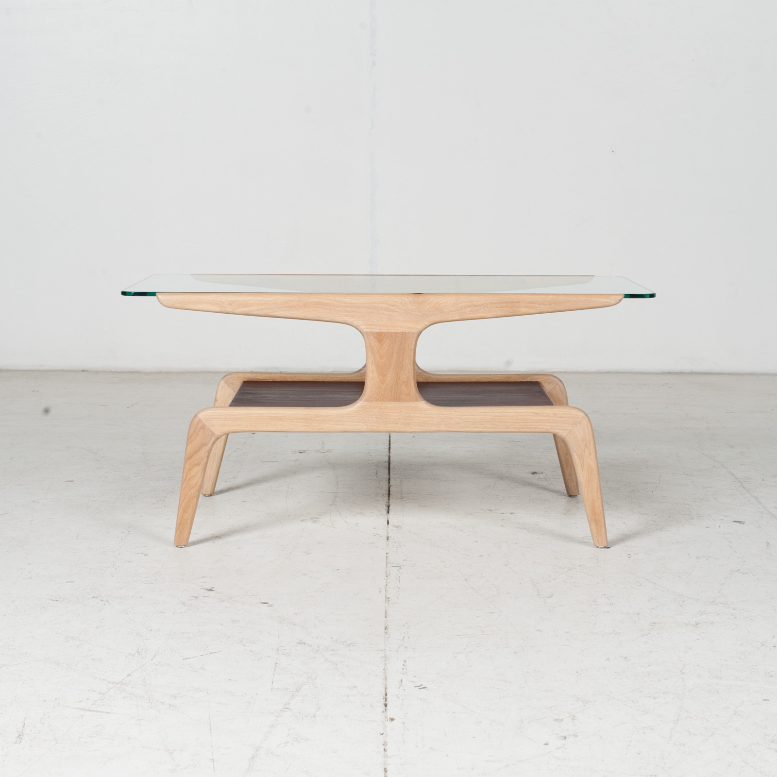 Coffee Table By Gio Ponti For Domus Nova, 1920s, Italy 1