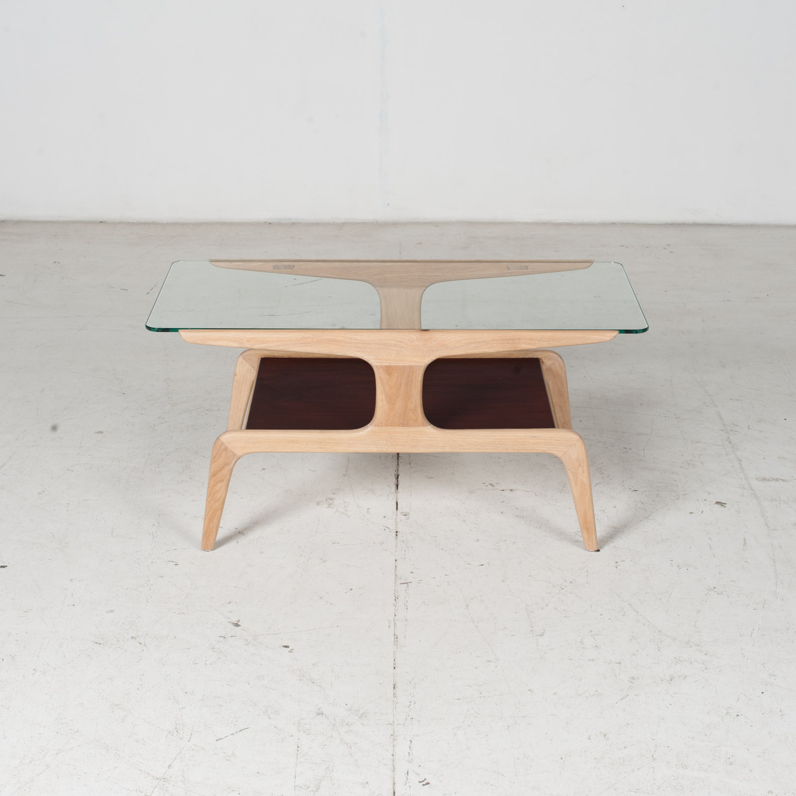 Coffee Table By Gio Ponti For Domus Nova, 1920s, Italy 2
