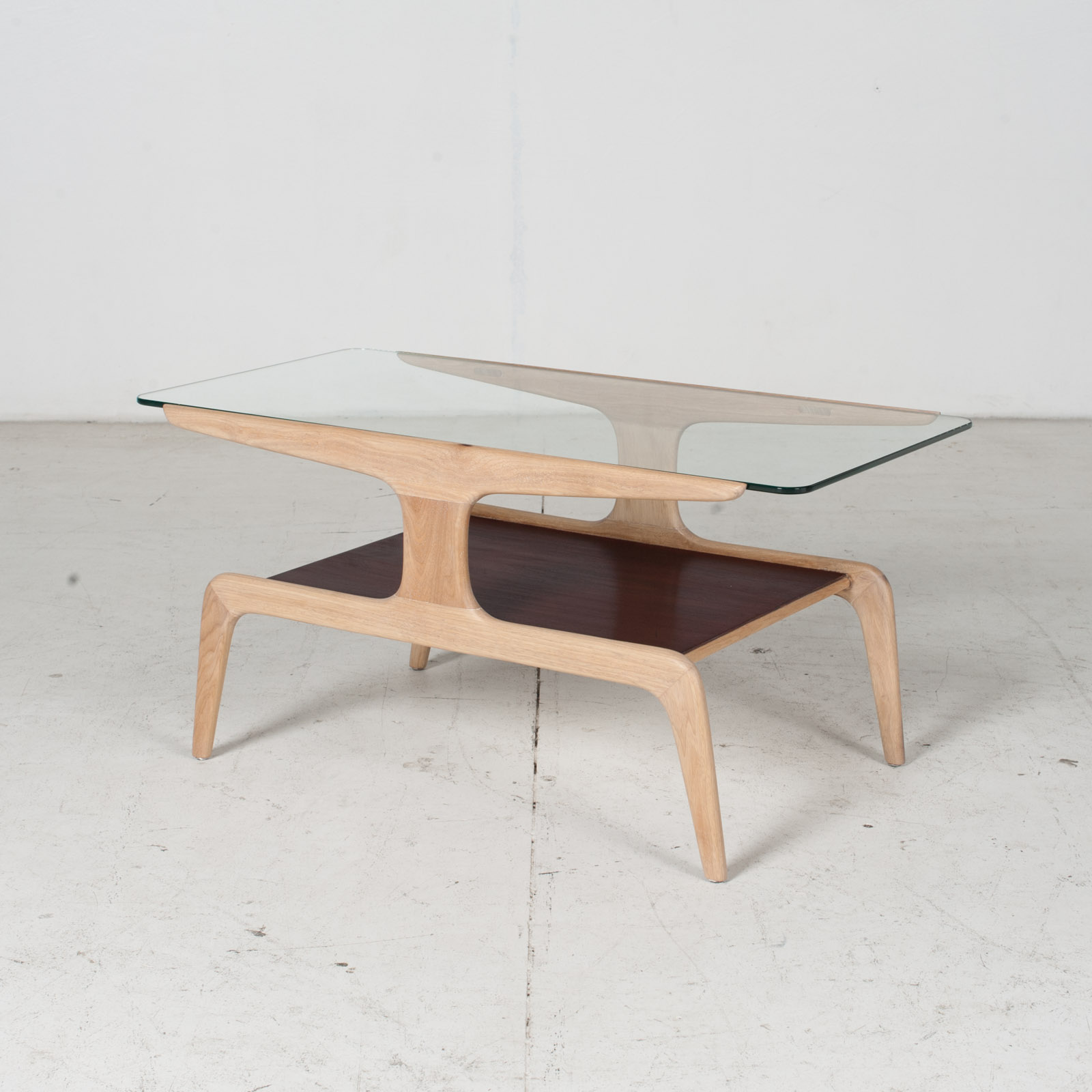 Coffee Table By Gio Ponti For Domus Nova, 1920s, Italy 4