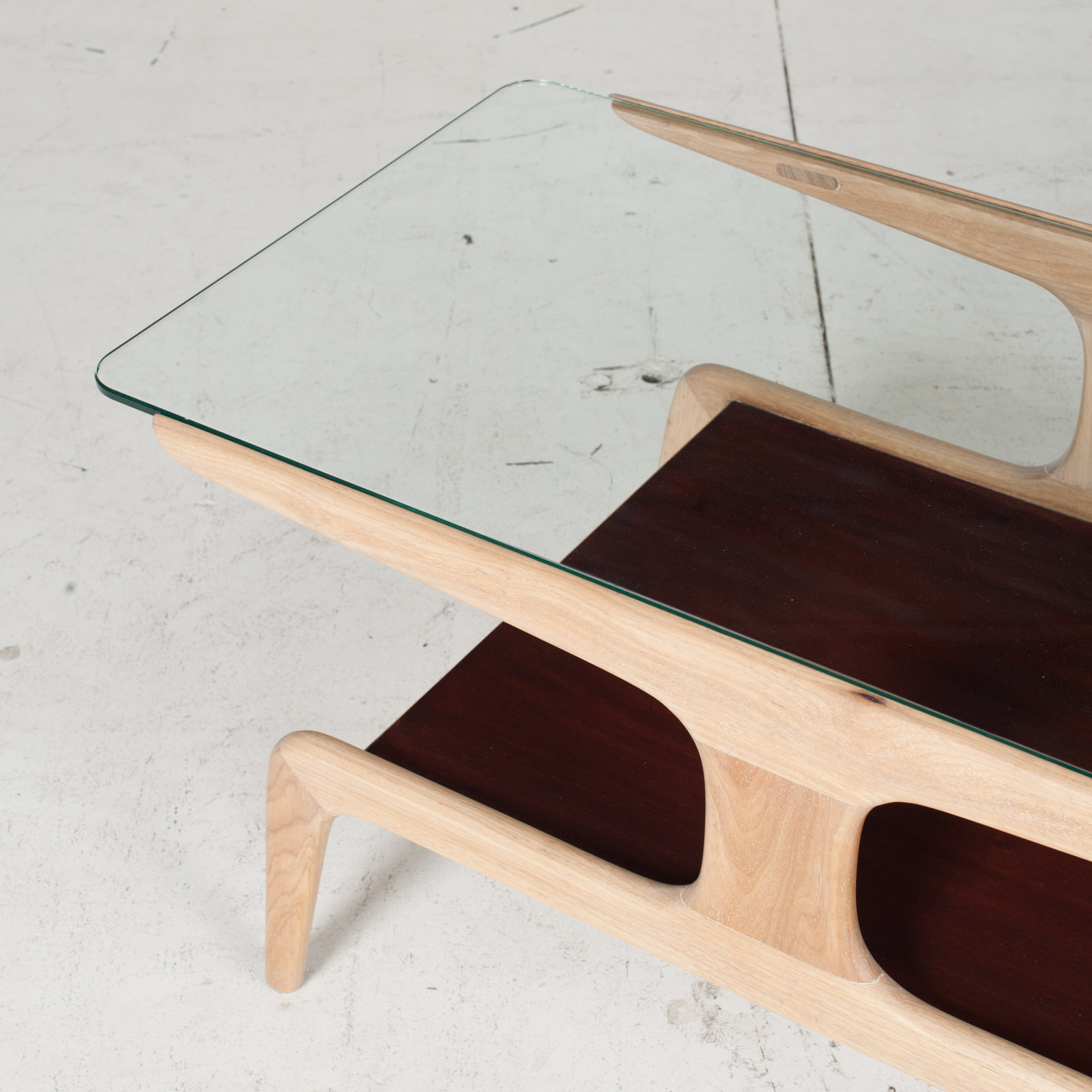 Coffee Table By Gio Ponti For Domus Nova, 1920s, Italy 5