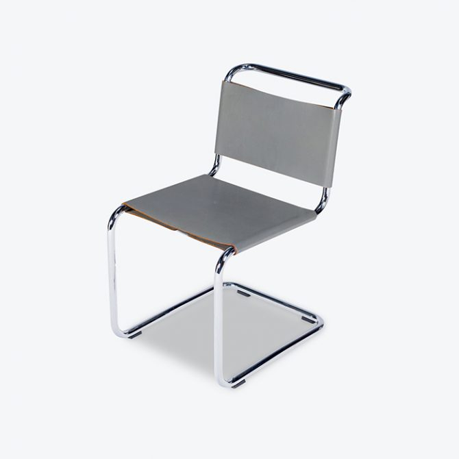 Set Of 4 Spoleto Chair By Knoll (mt Dc 194 607 Us) Thumb