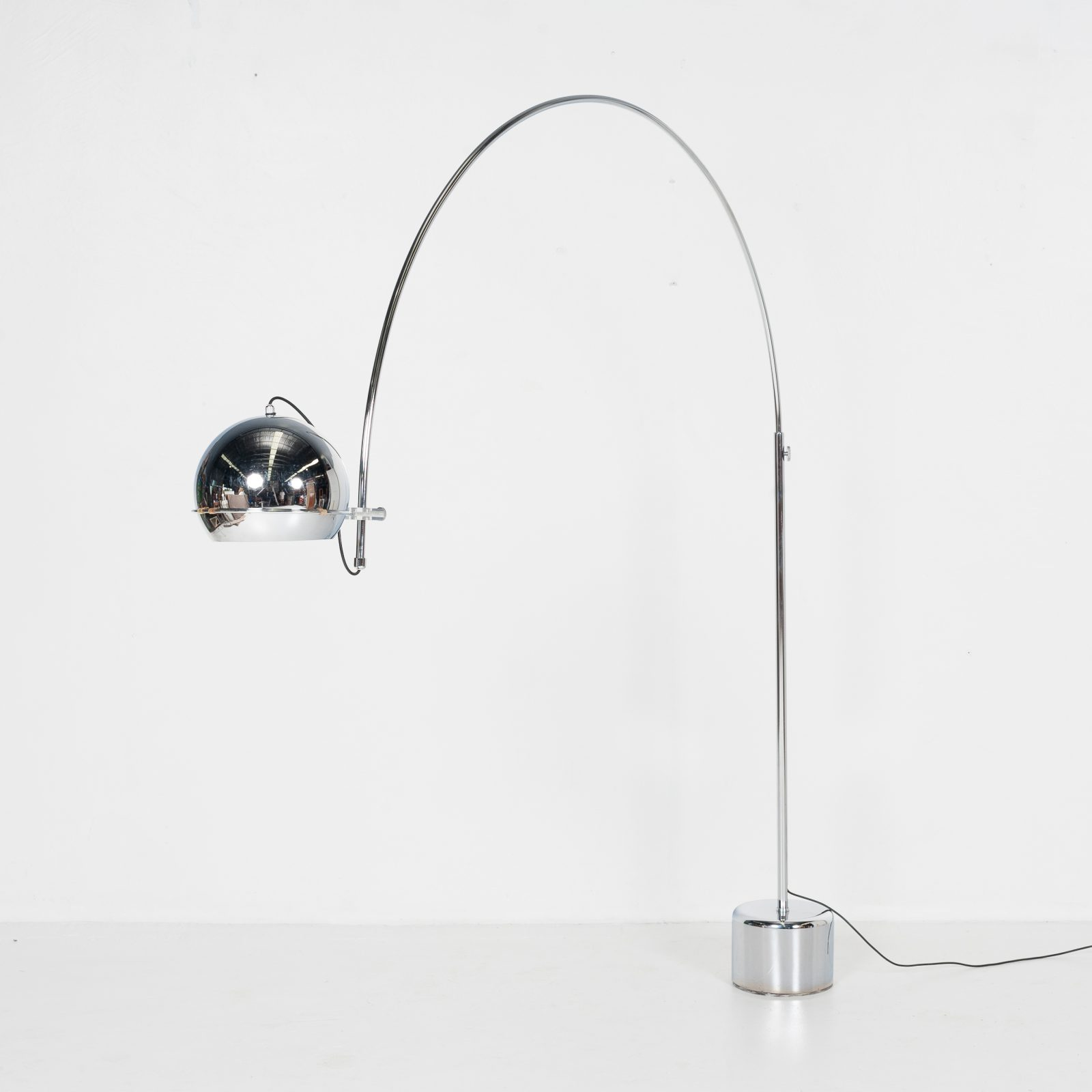 Arc Lamp By Gepo, 1950s, The Netherlands 2
