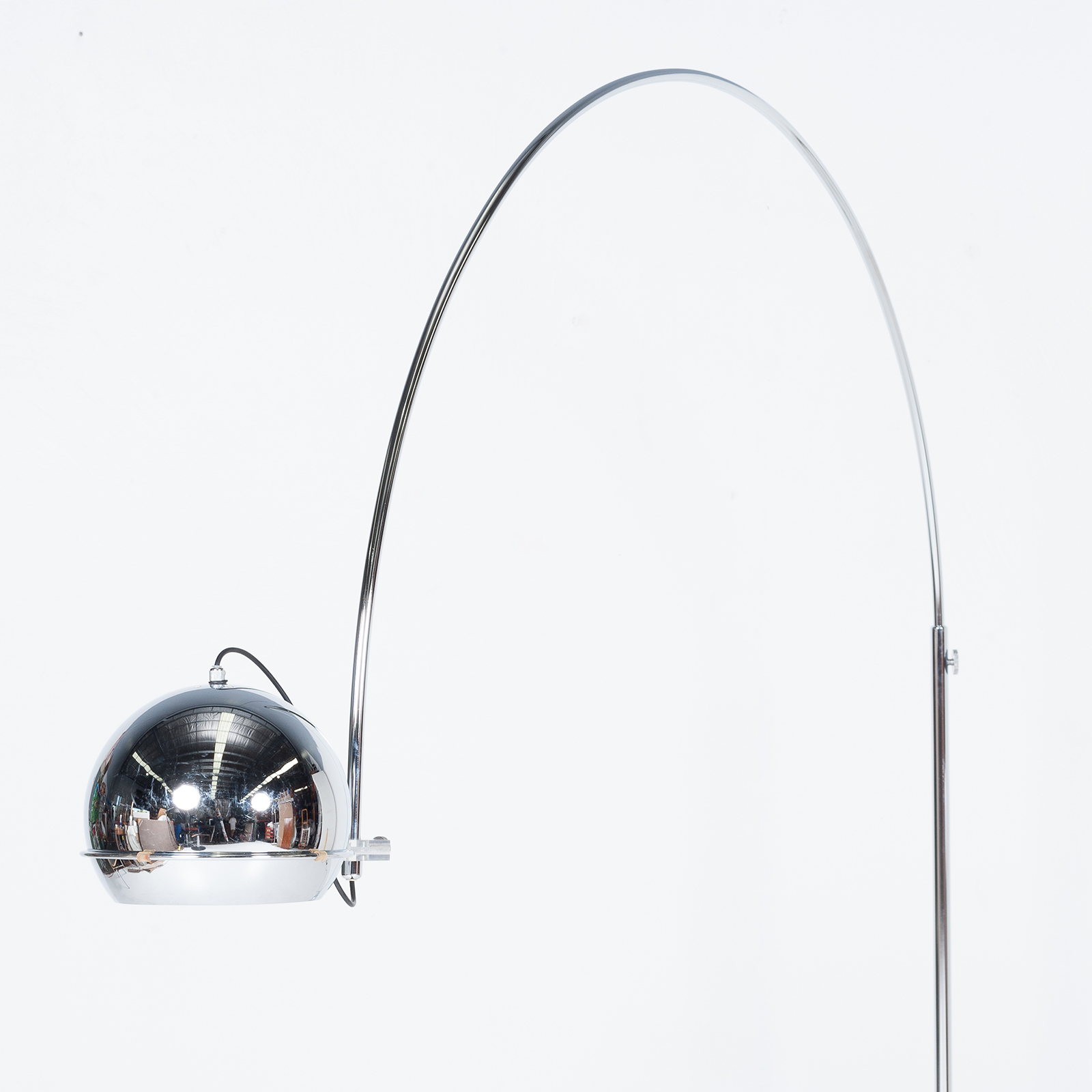 Arc Lamp By Gepo, 1950s, The Netherlands 5