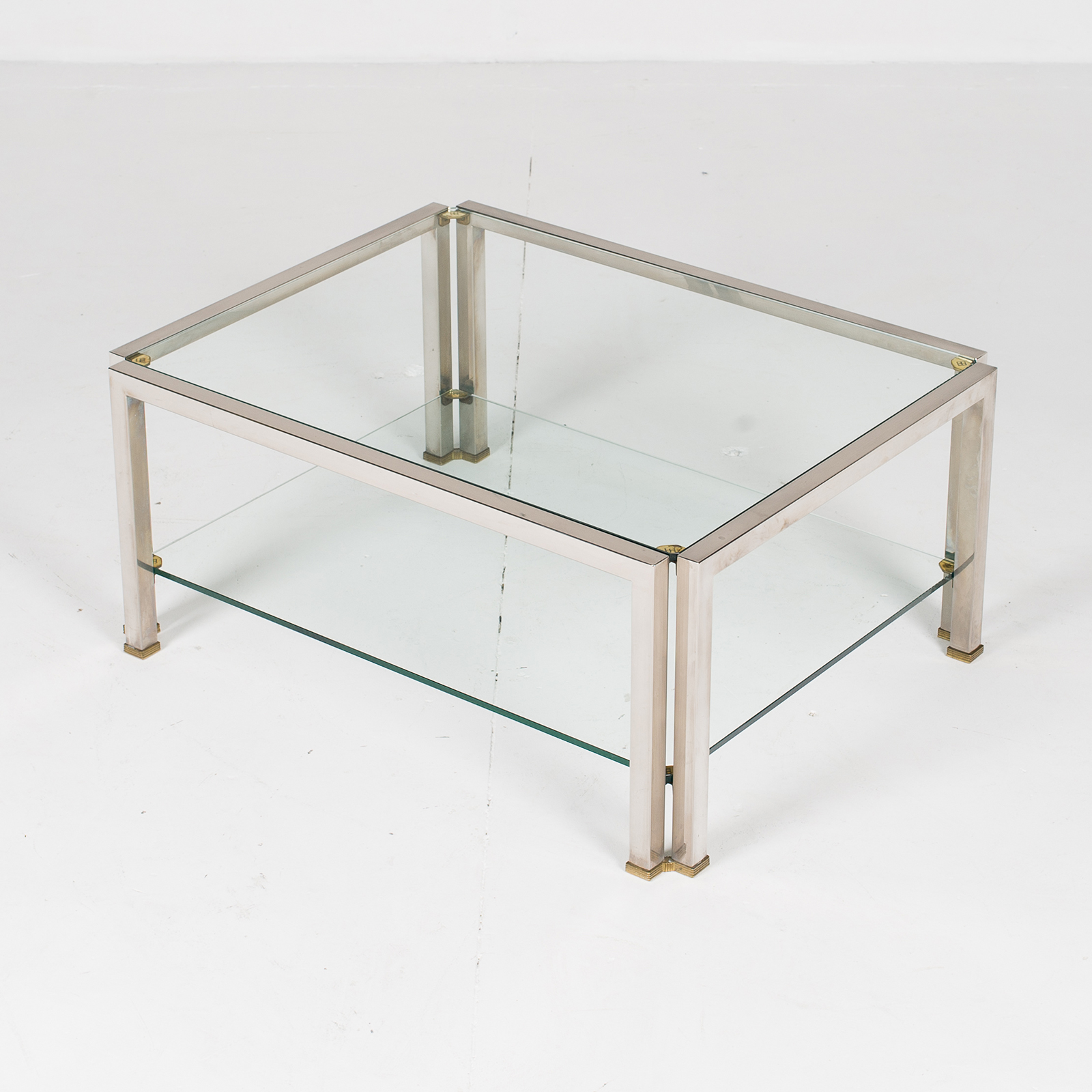 Coffee Table By Peter Ghyczy, 1970s, The Netherlands High Res