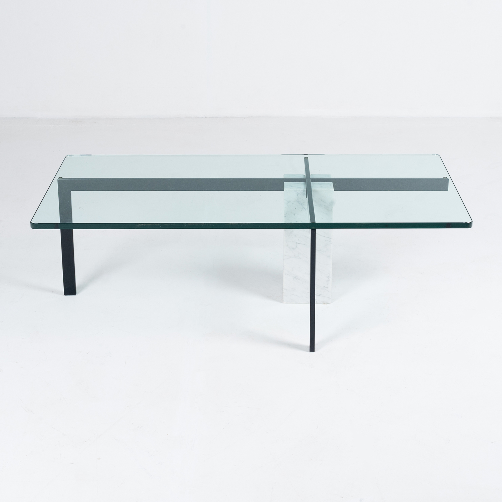 Coffee Table In Marble And Glass, 1960s, The Netherlands 27