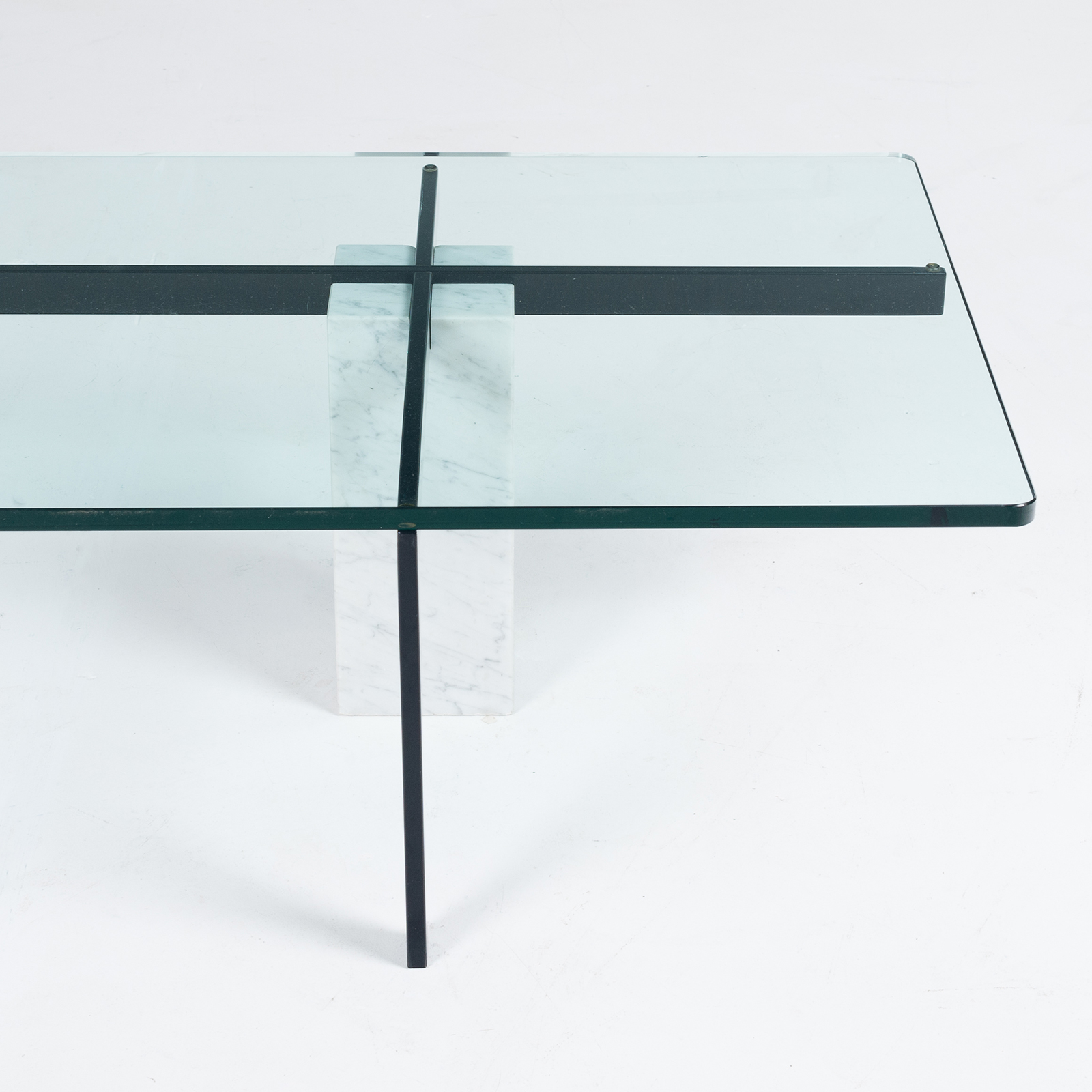 Coffee Table In Marble And Glass, 1960s, The Netherlands 28