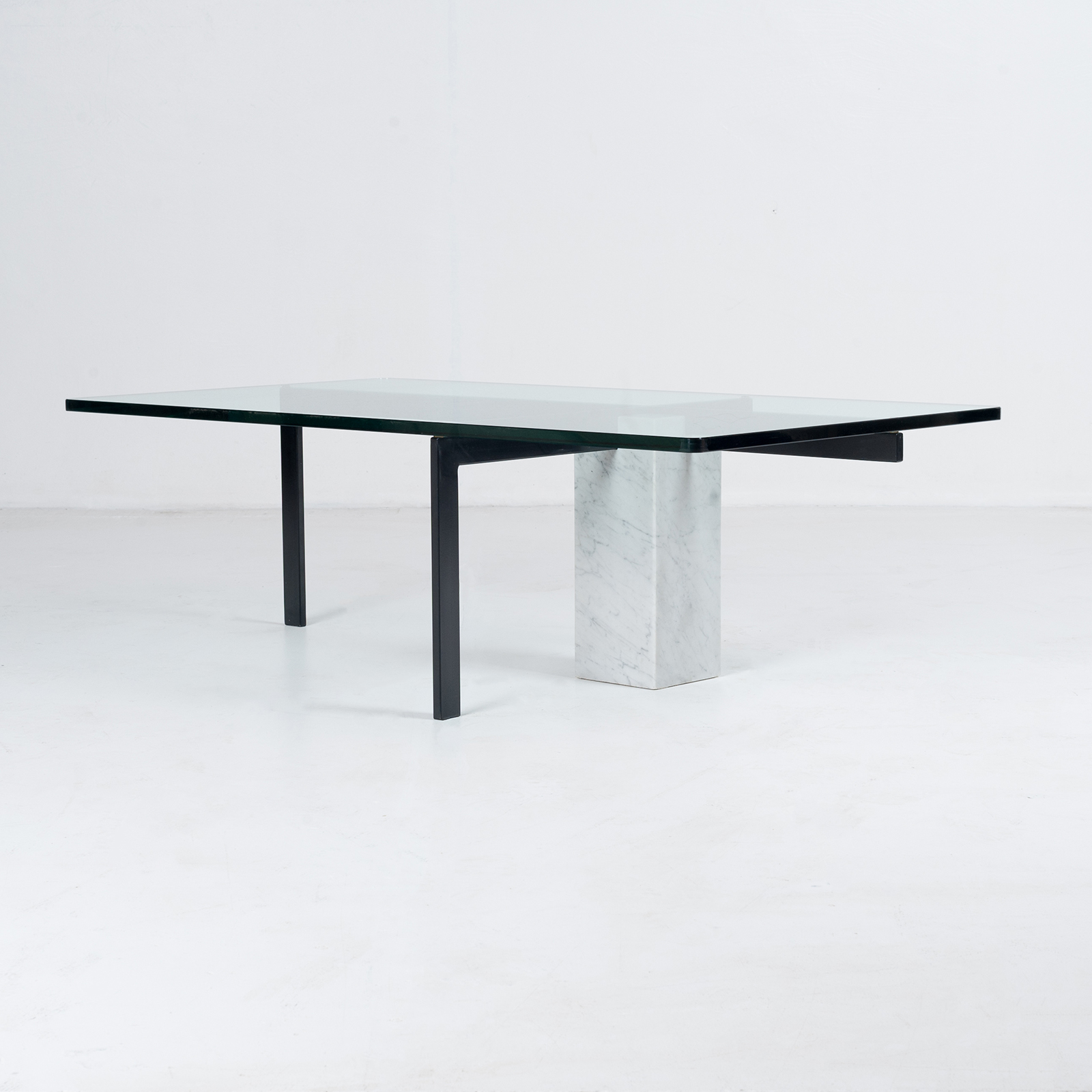 Coffee Table In Marble And Glass, 1960s, The Netherlands 29