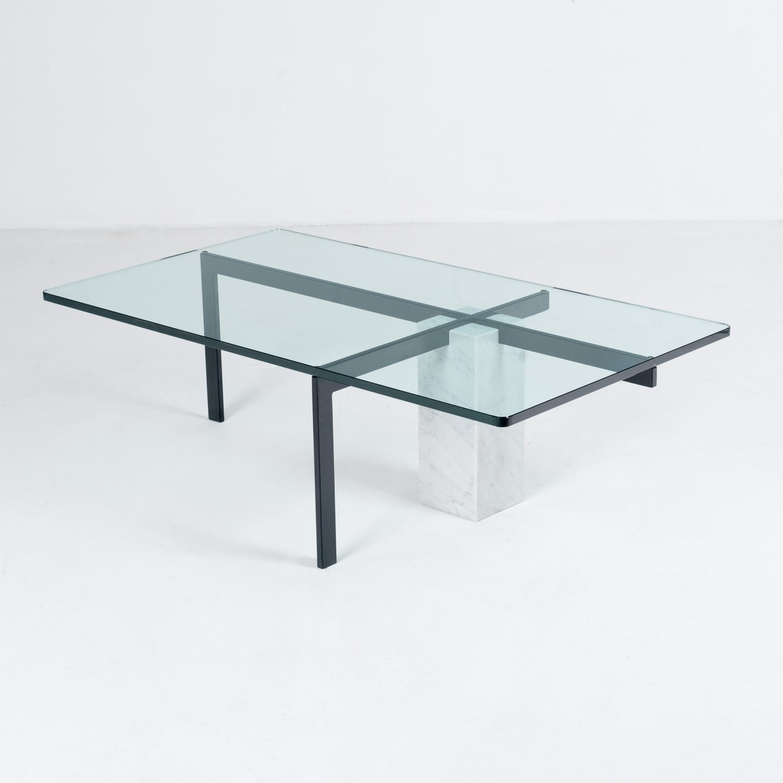 Coffee Table In Marble And Glass, 1960s, The Netherlands 31