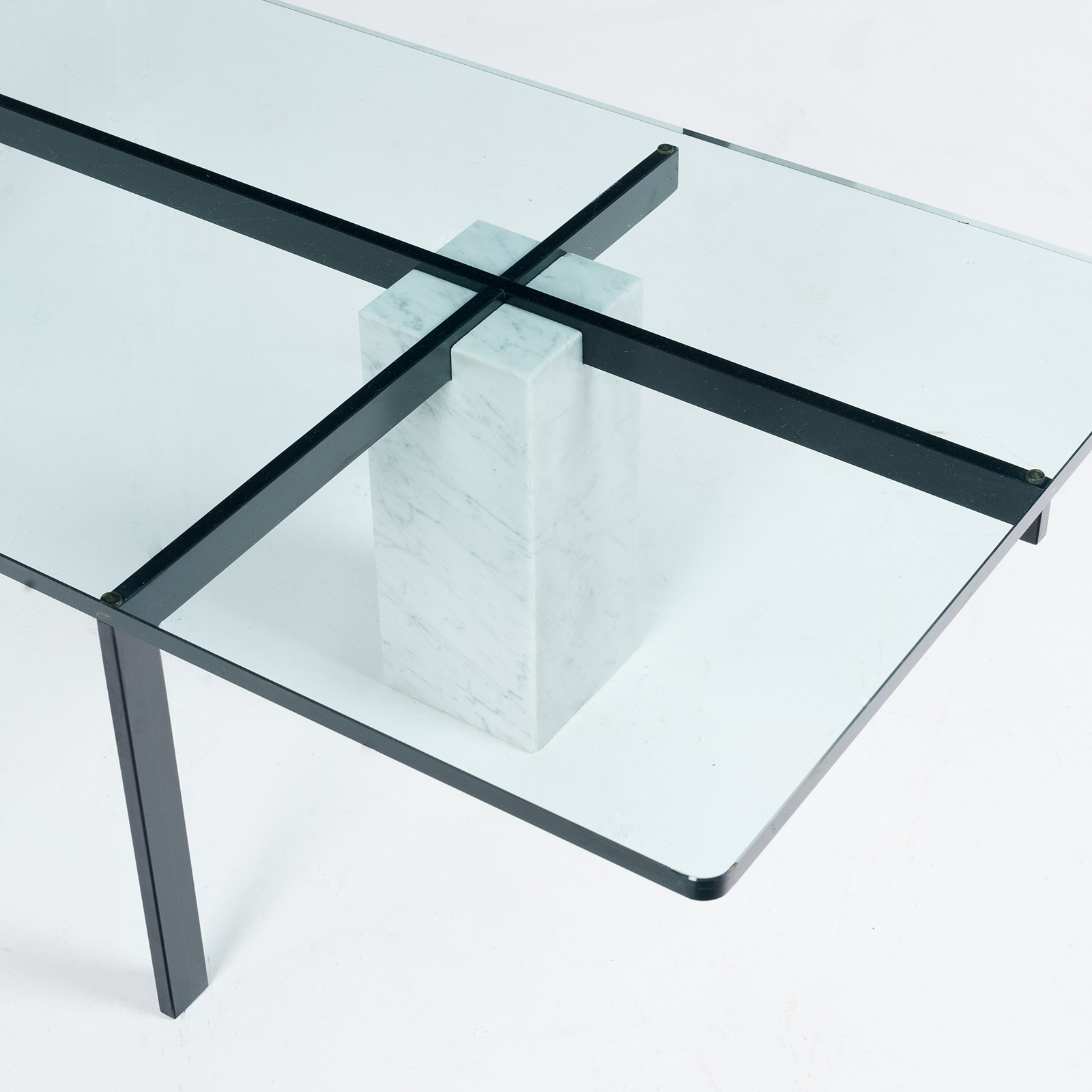 Coffee Table In Marble And Glass, 1960s, The Netherlands 33