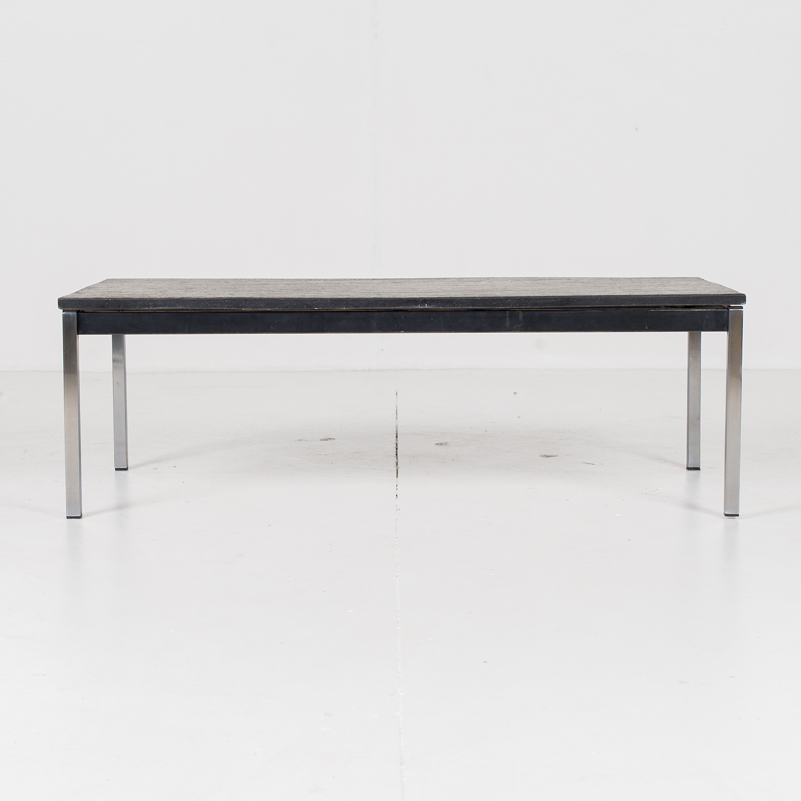 Coffee Table With Slate Top By Martin Visser, 1950s, The Netherlands 3054