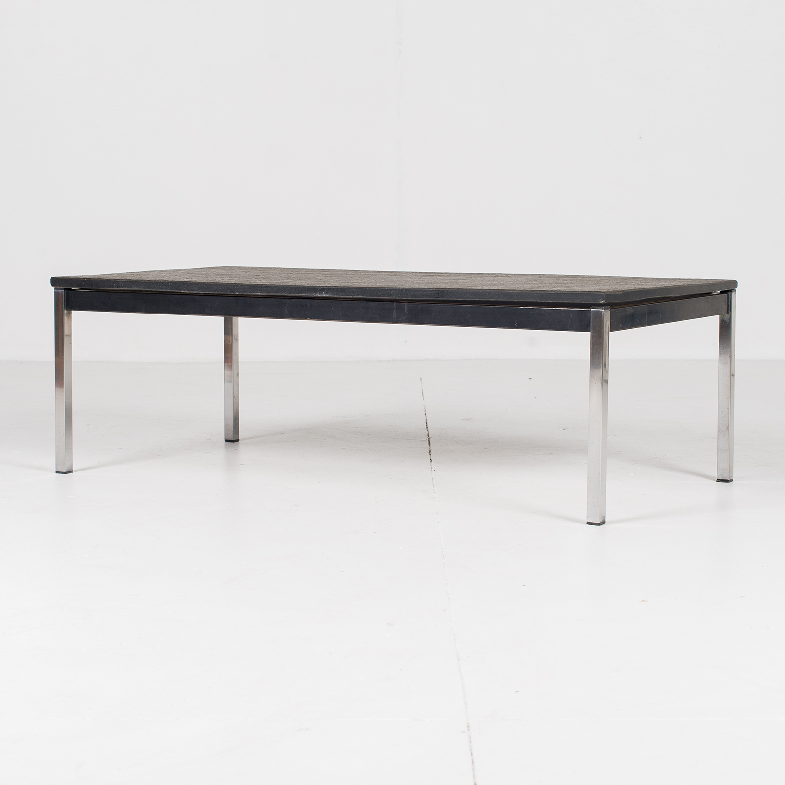 Coffee Table With Slate Top By Martin Visser, 1950s, The Netherlands 3056
