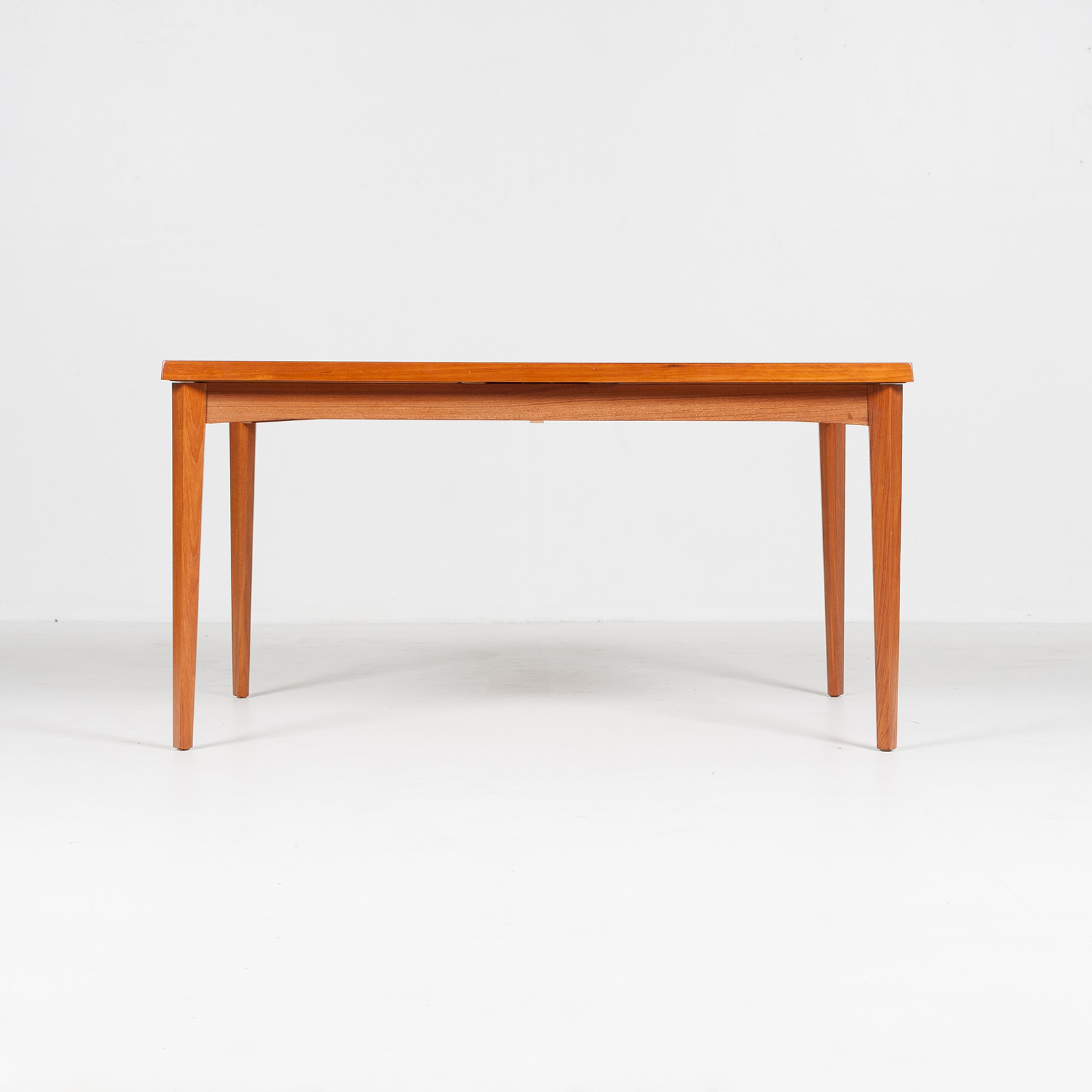 Dining Table In Teak With Concealed Top, 1960s, Denmark17
