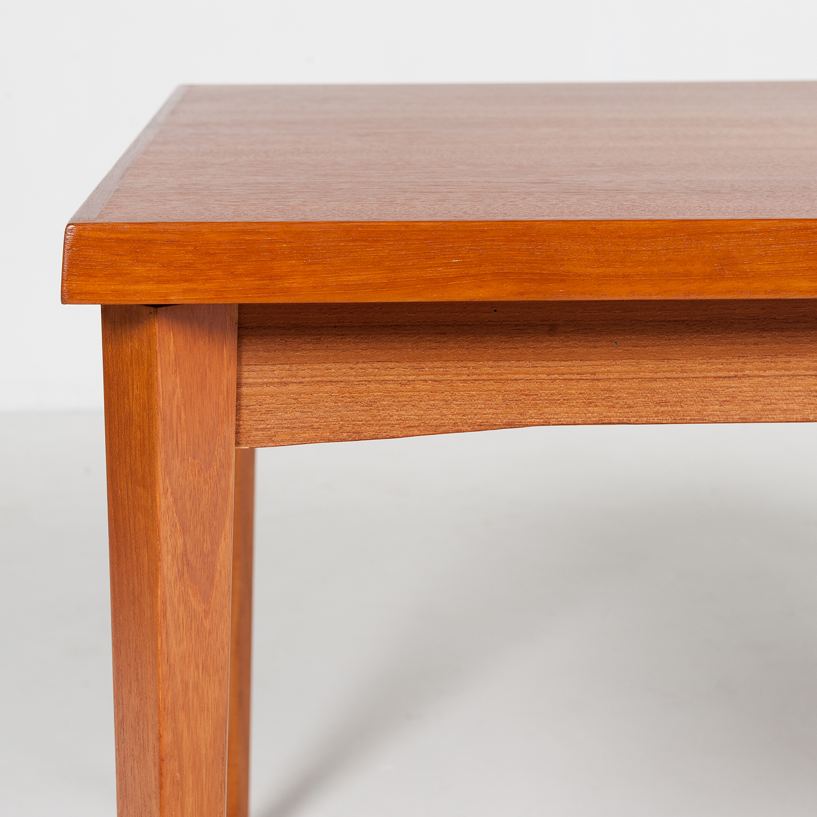 Dining Table In Teak With Concealed Top, 1960s, Denmark19
