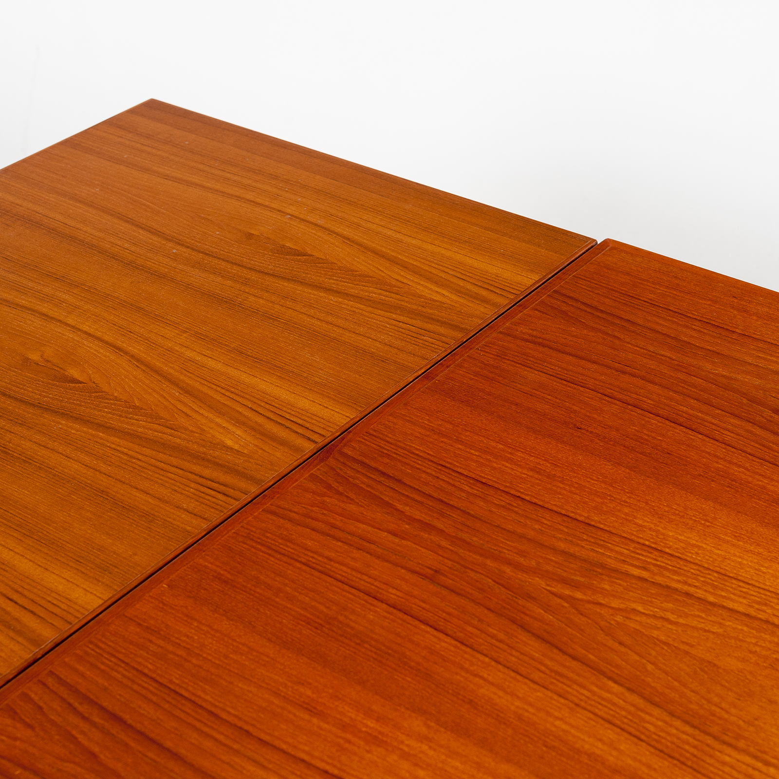 Dining Table In Teak With Concealed Top, 1960s, Denmark29