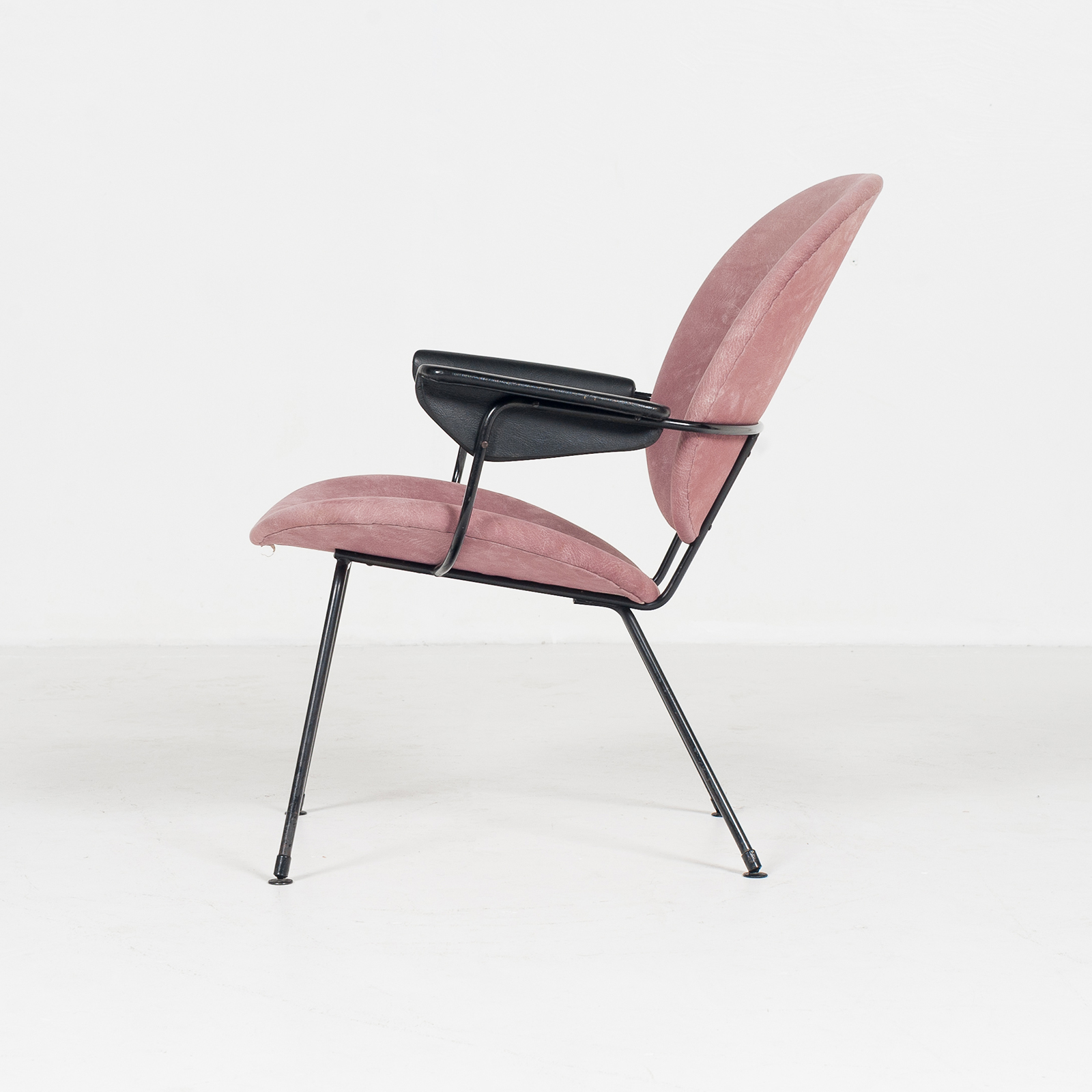 Model 302 Armchair By Williem H. Gispen For Kembo (mt Ac 194 135 Nl) 62