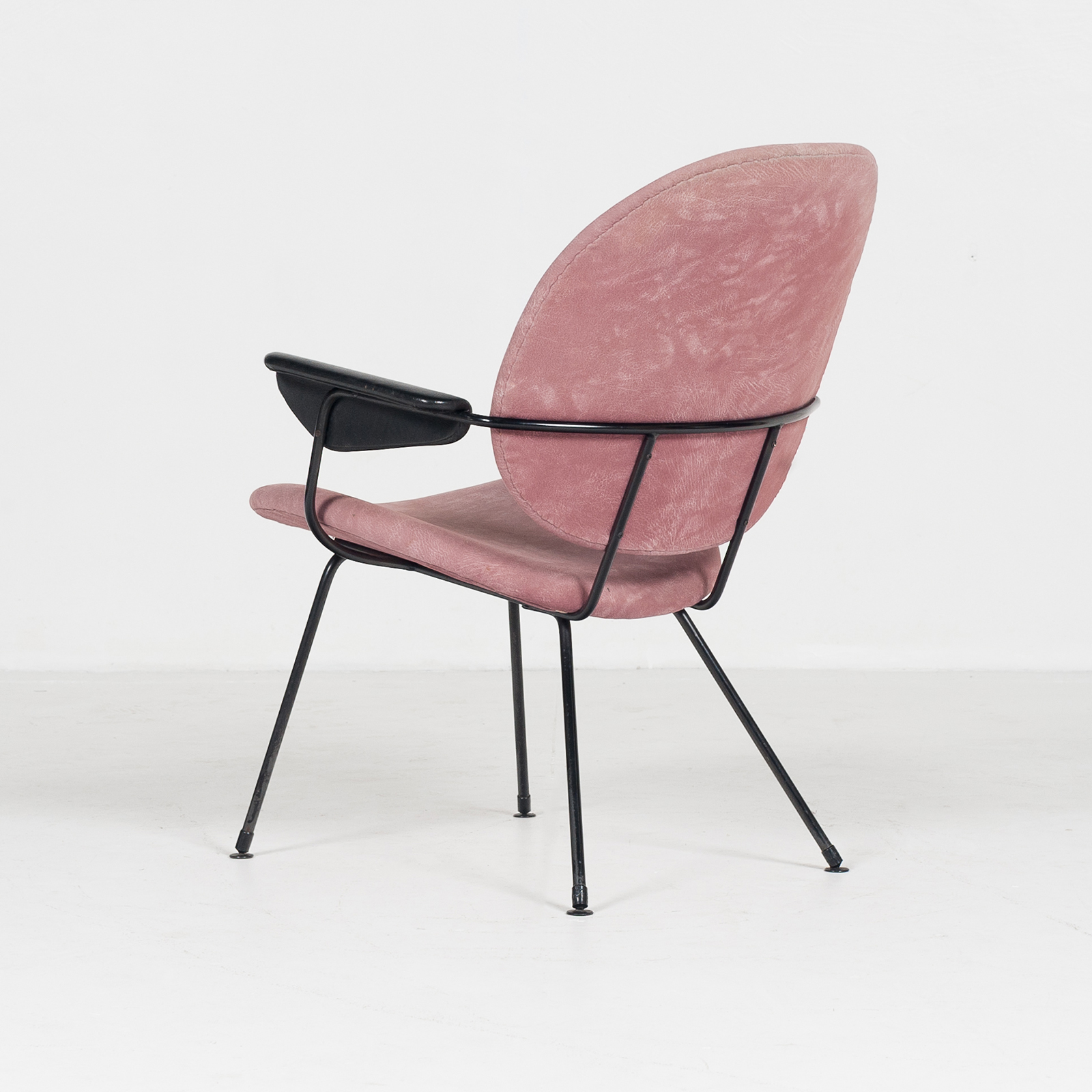 Model 302 Armchair By Williem H. Gispen For Kembo (mt Ac 194 135 Nl) 63