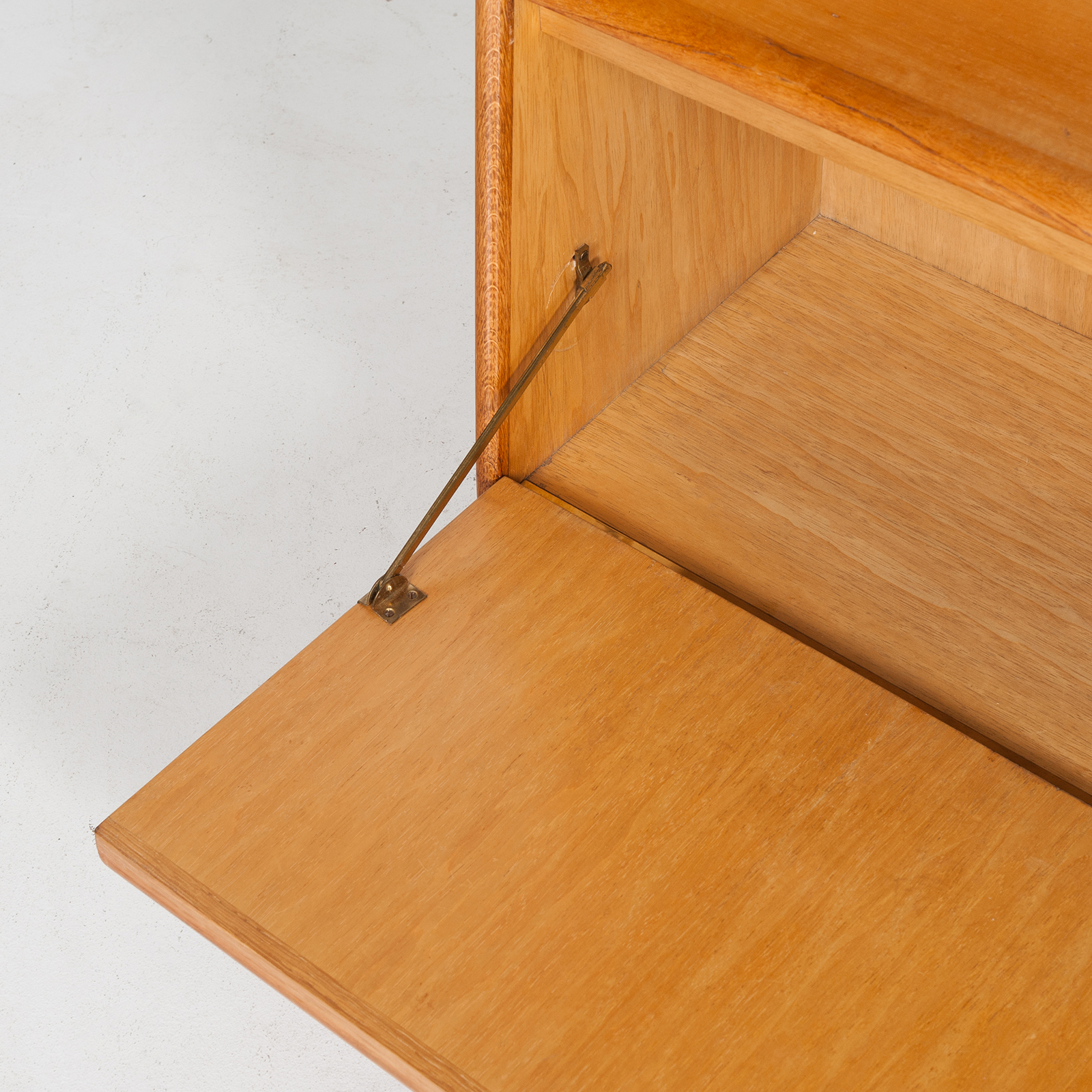 Model Be 03 Oak Series Bookcase By Cees Braakman For Pastoe, 1950s, The Netherlands 37