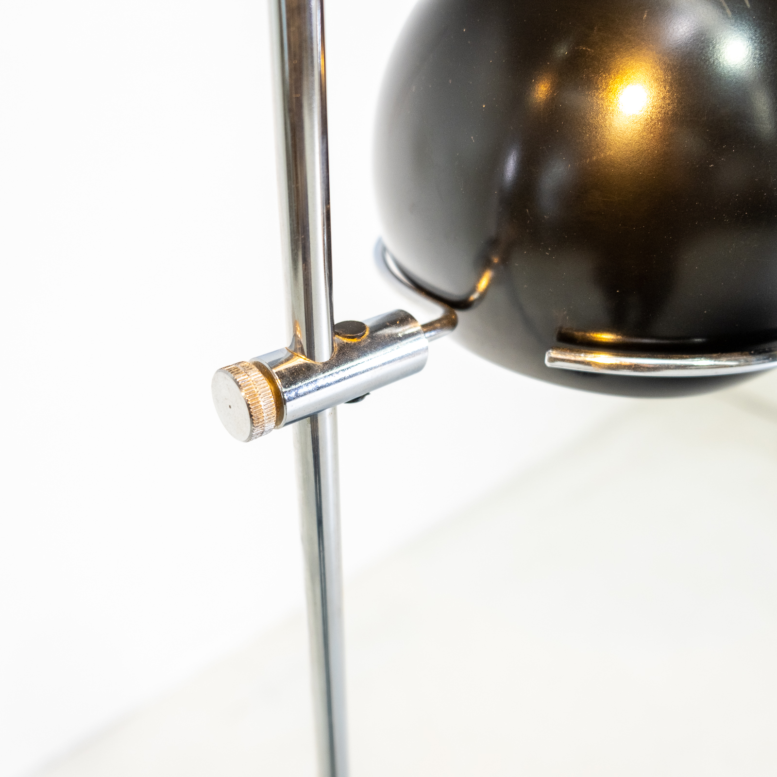 Ball Floor Lamp By Gepo, 1960s, The Netherlands 00005
