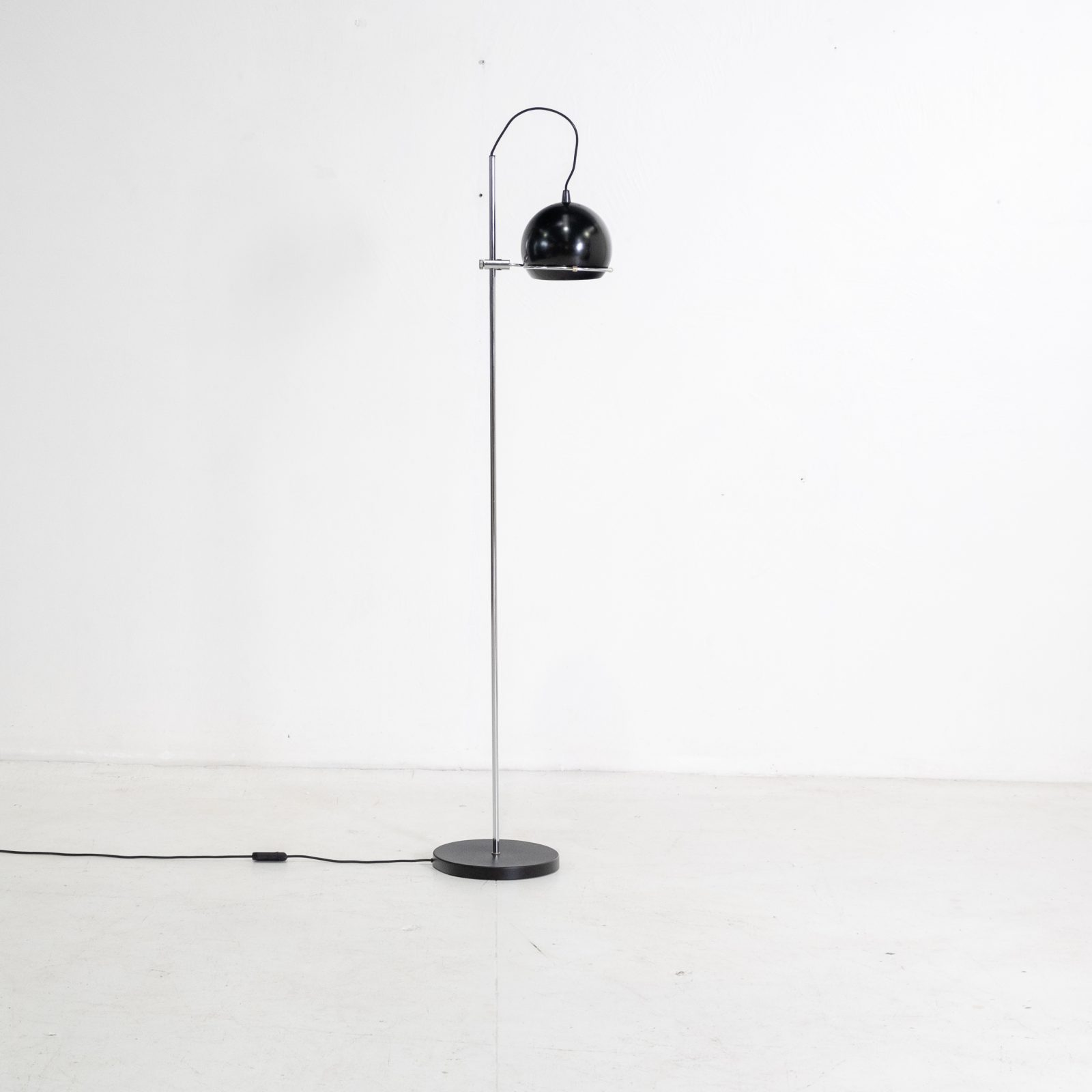 Ball Floor Lamp By Gepo, 1960s, The Netherlands Hero