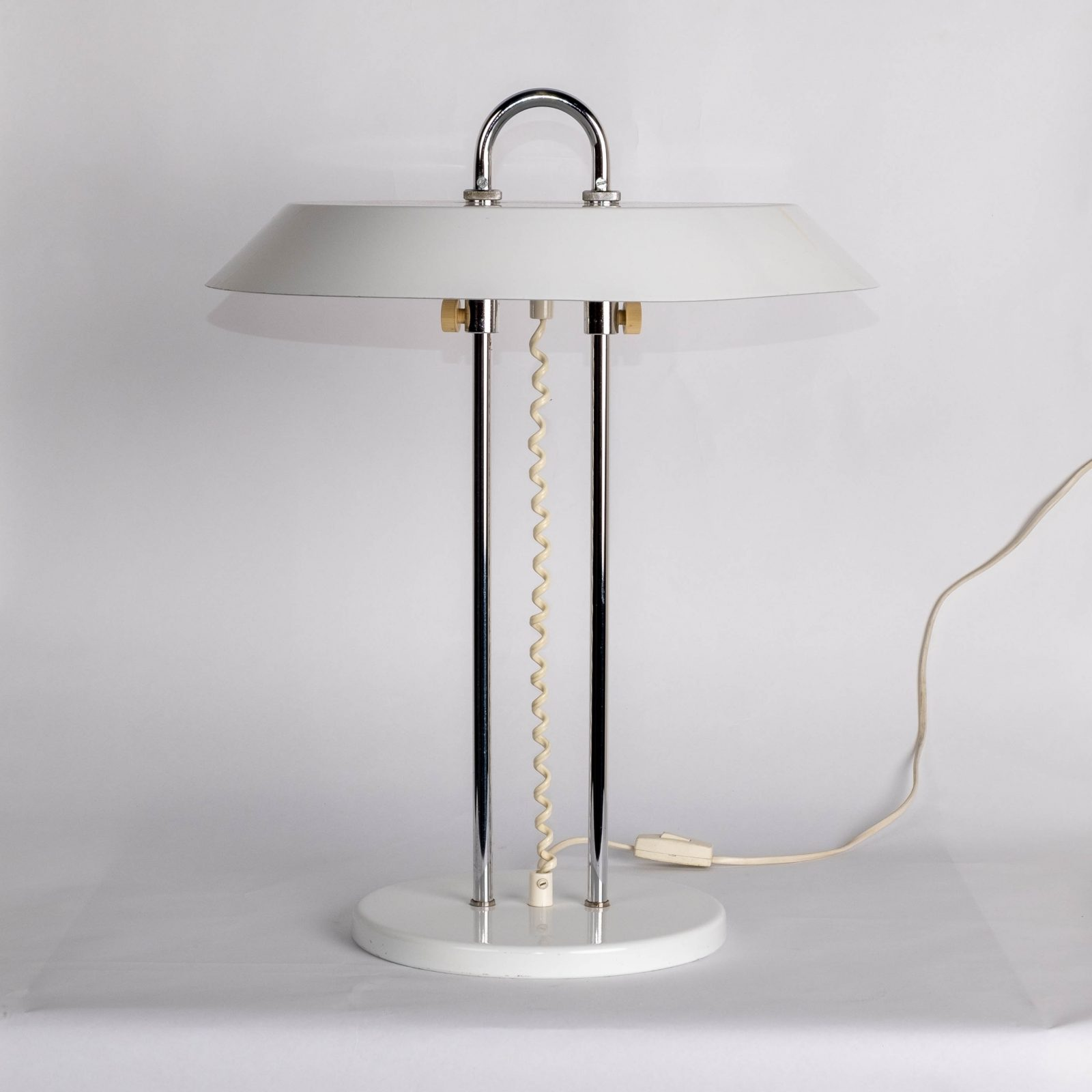 Desk Lamp With Chrome Body, The Netherlands Heroshot