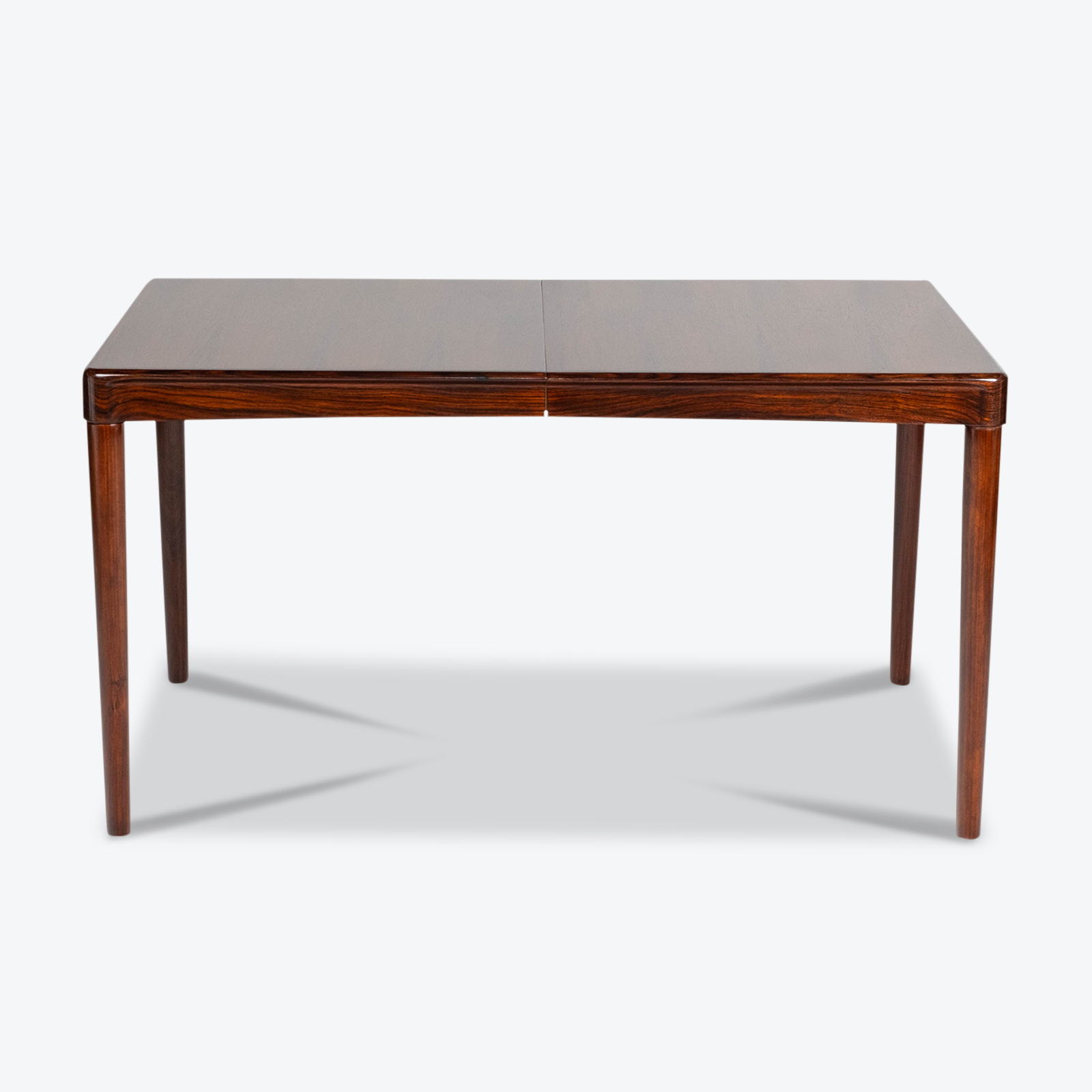 Extendable Dining Table By Hw Klein For Bramin In Rosewood, 1960s, Denmark Hero