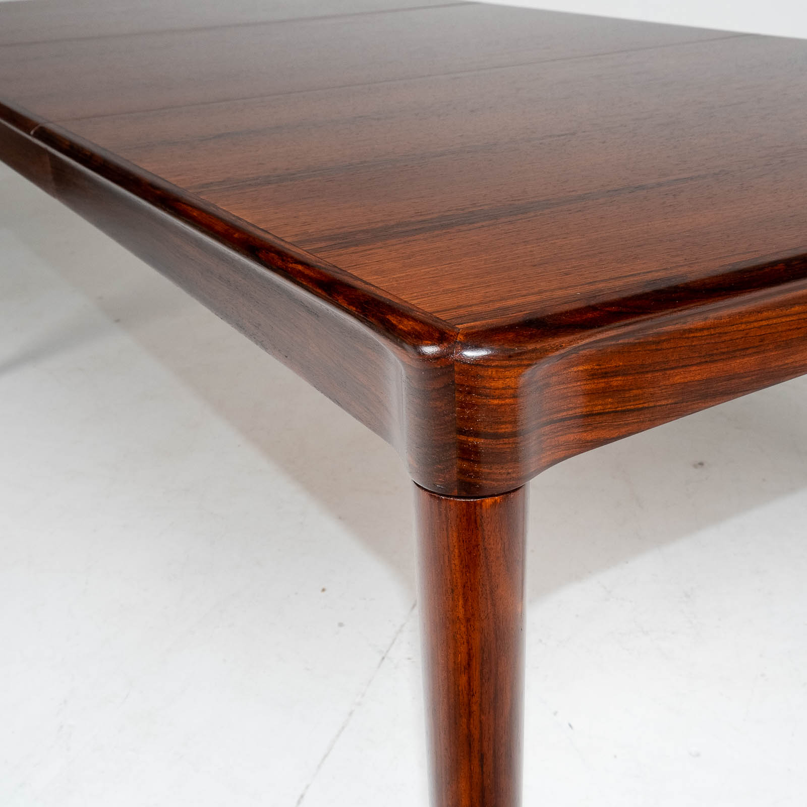 Extendable Dining Table By Hw Klein For Bramin In Rosewood, 1960s, Denmark2