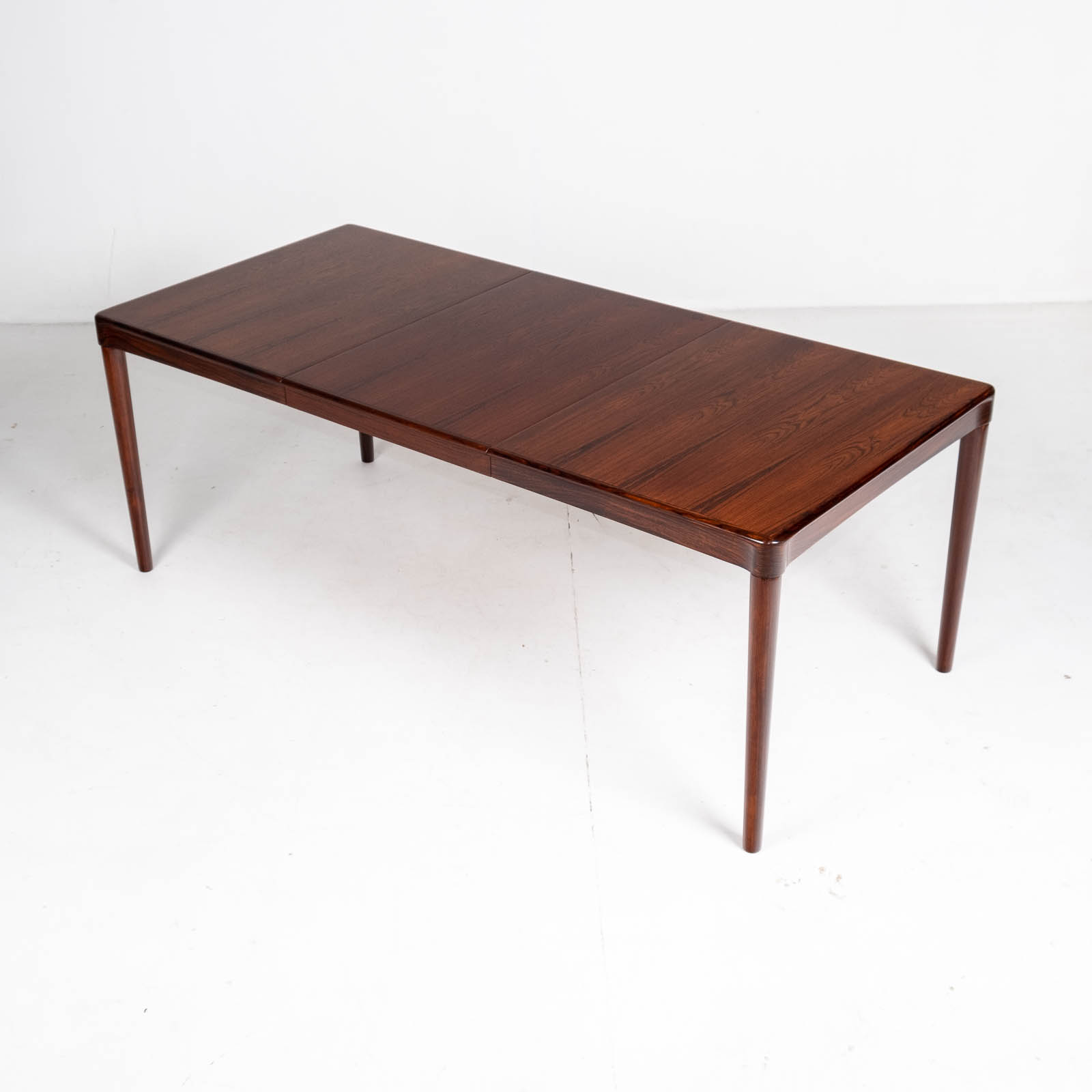 Extendable Dining Table By Hw Klein For Bramin In Rosewood, 1960s, Denmark4