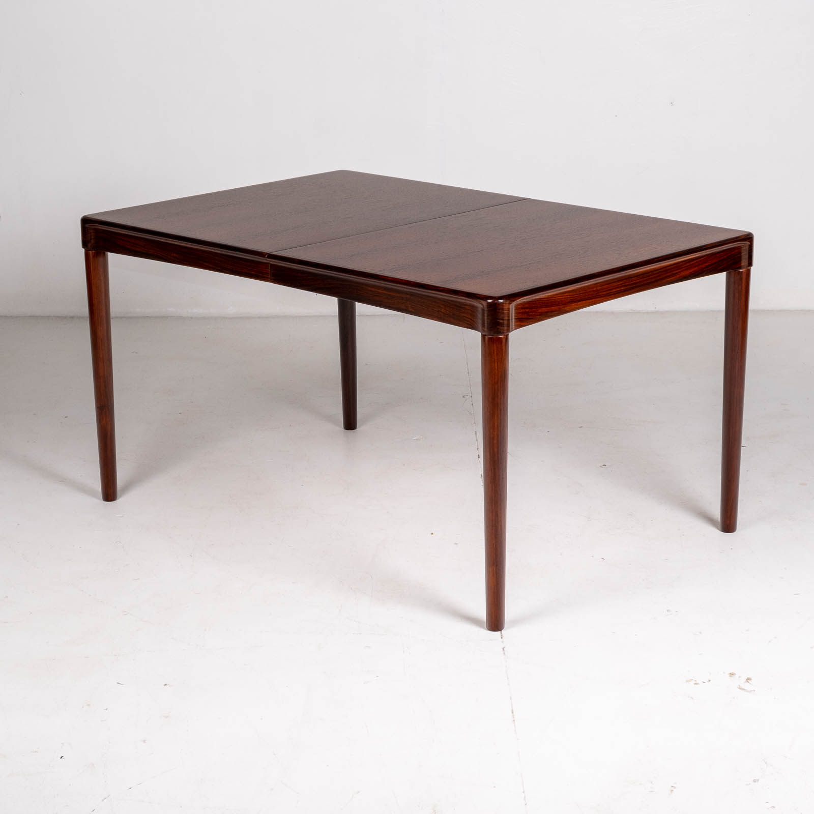 Extendable Dining Table By Hw Klein For Bramin In Rosewood, 1960s, Denmark8