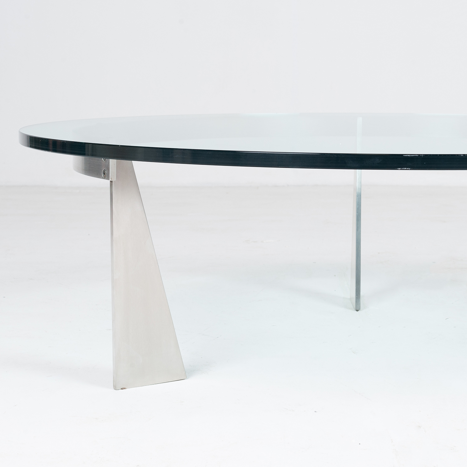 Round Coffee Table By Metaform, 1980s, The Netherlands 4
