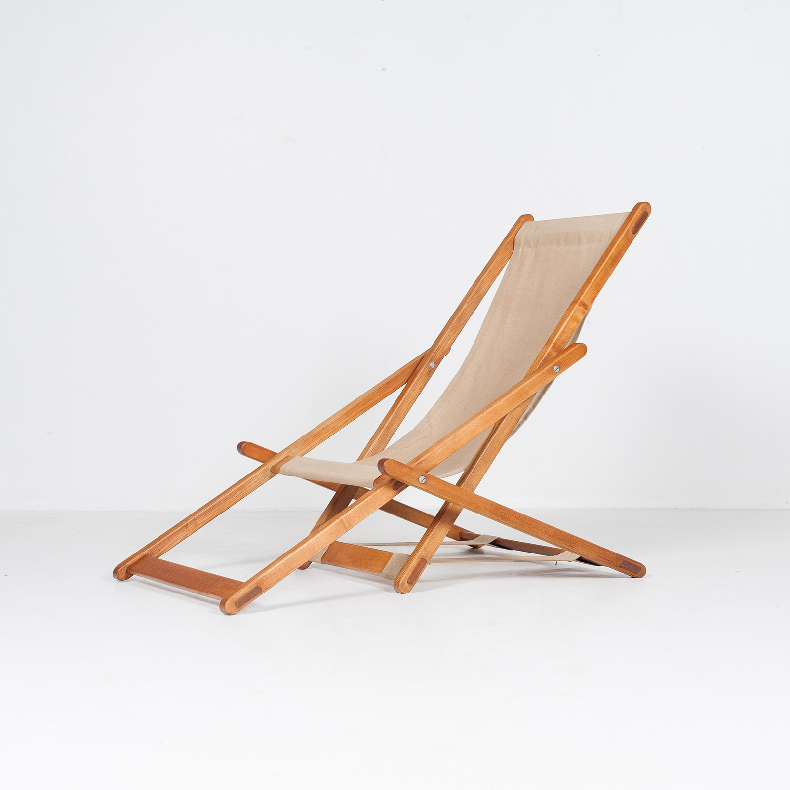 Timber And Canvas Sun Lounge (mt Ch 194 1904 Nl)81