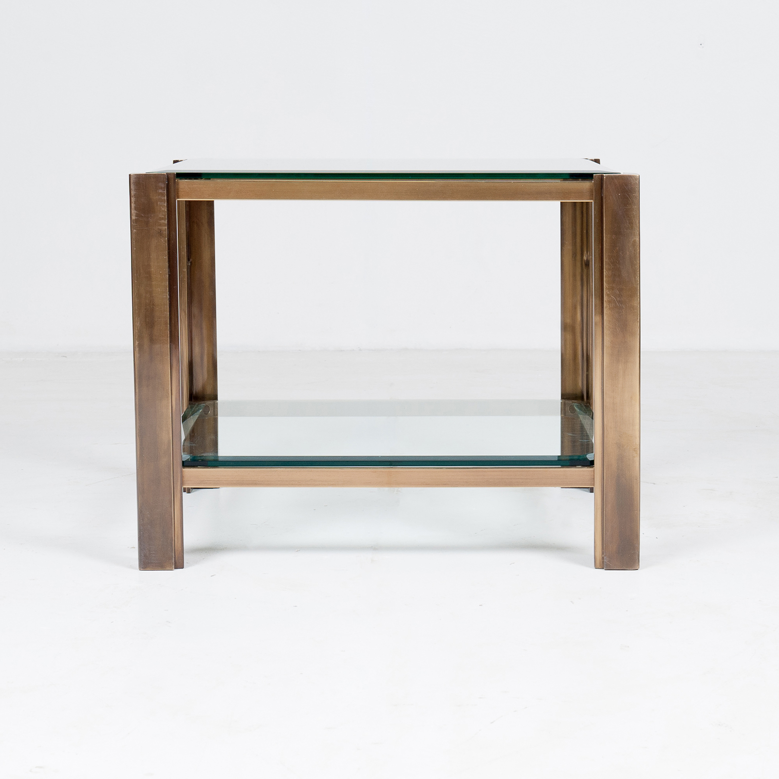Side Table In The Style Of Peter Ghyzcy, 1970s, The Netherlands4