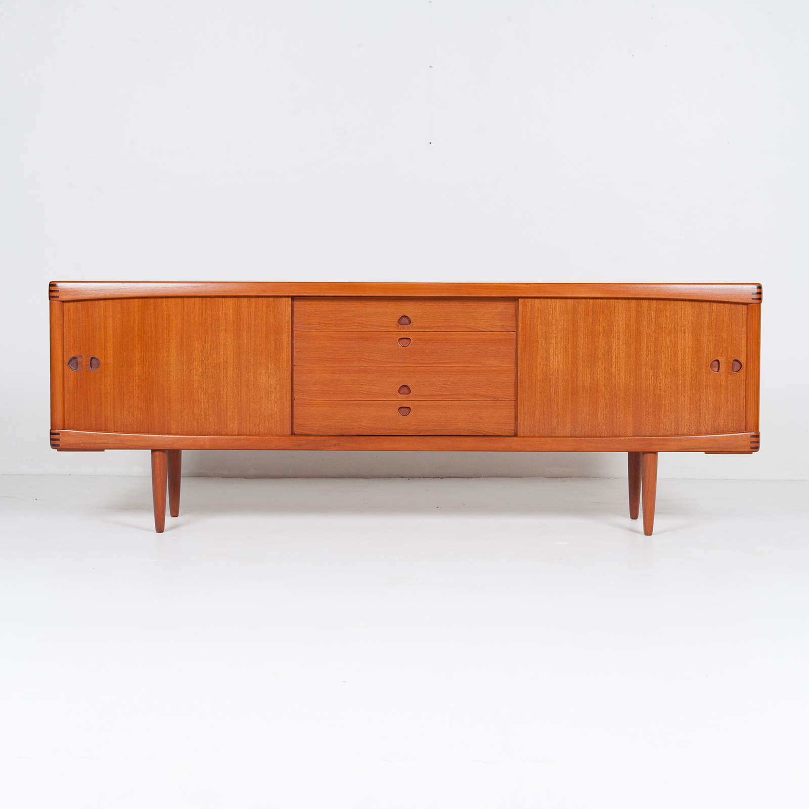 Sideboard By H W Klein In Teak For Bramin, 1960s, Denmark81