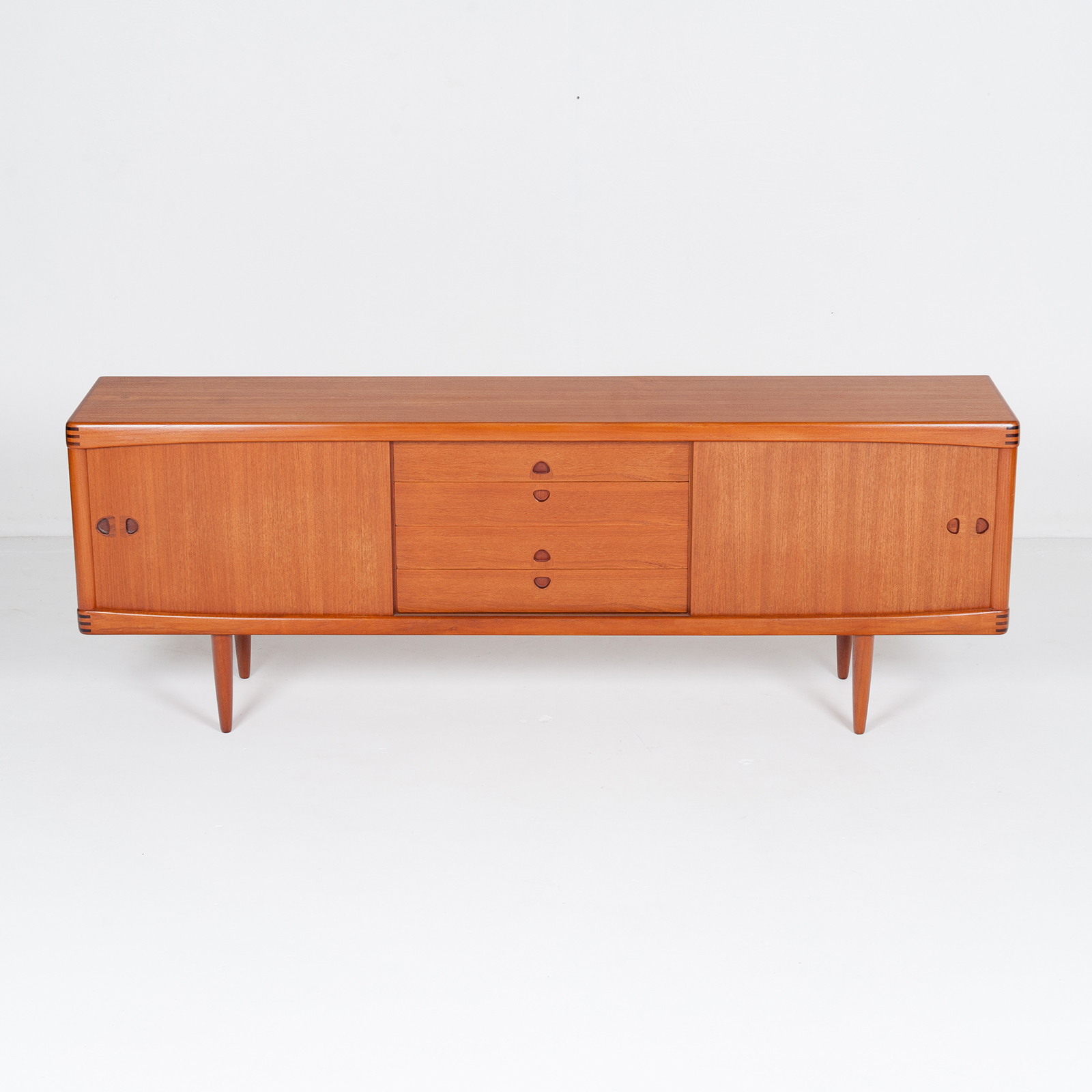 Sideboard By H W Klein In Teak For Bramin, 1960s, Denmark82