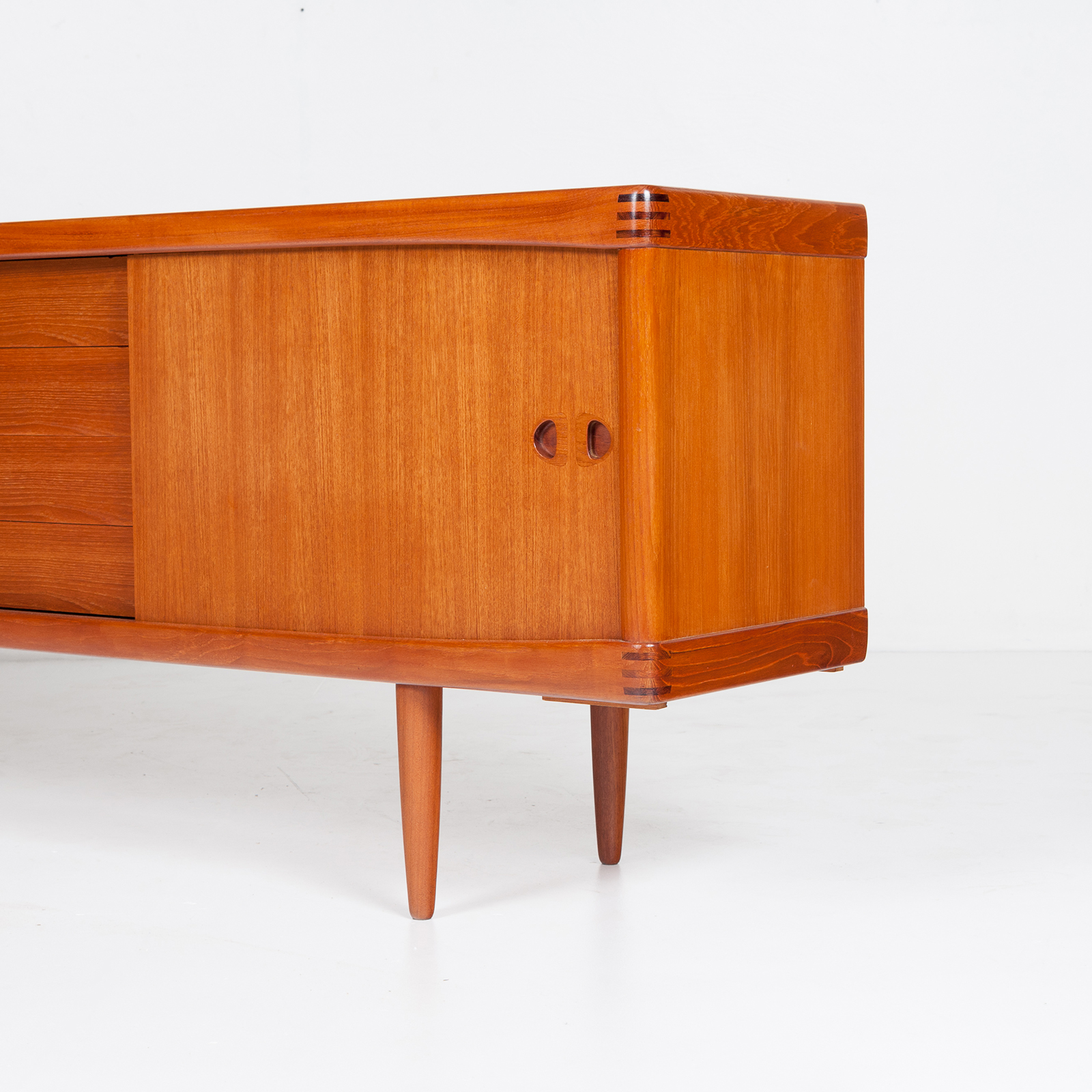 Sideboard By H W Klein In Teak For Bramin, 1960s, Denmark89