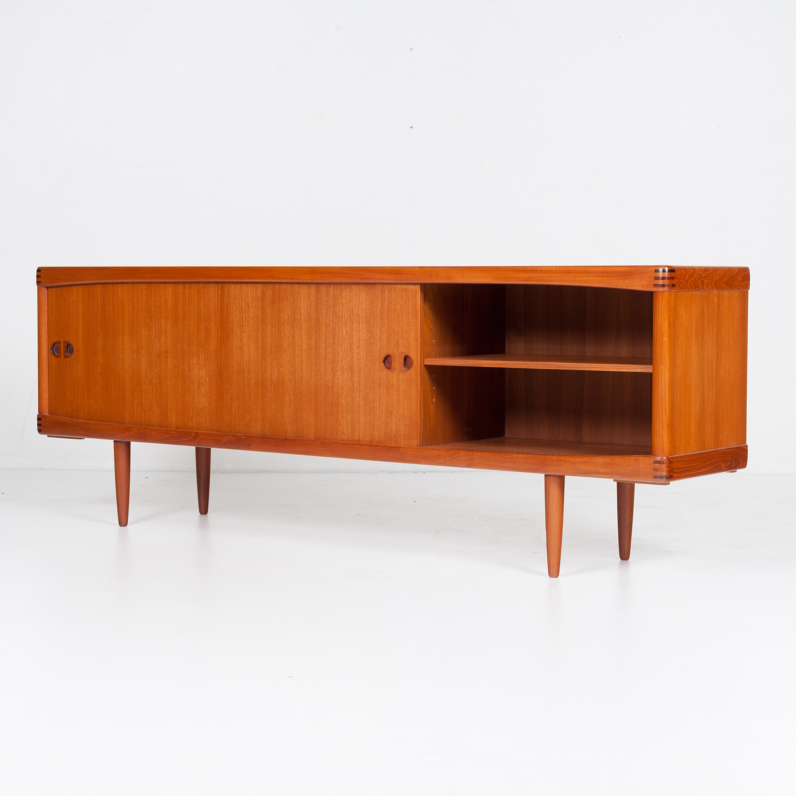 Sideboard By H W Klein In Teak For Bramin, 1960s, Denmark92