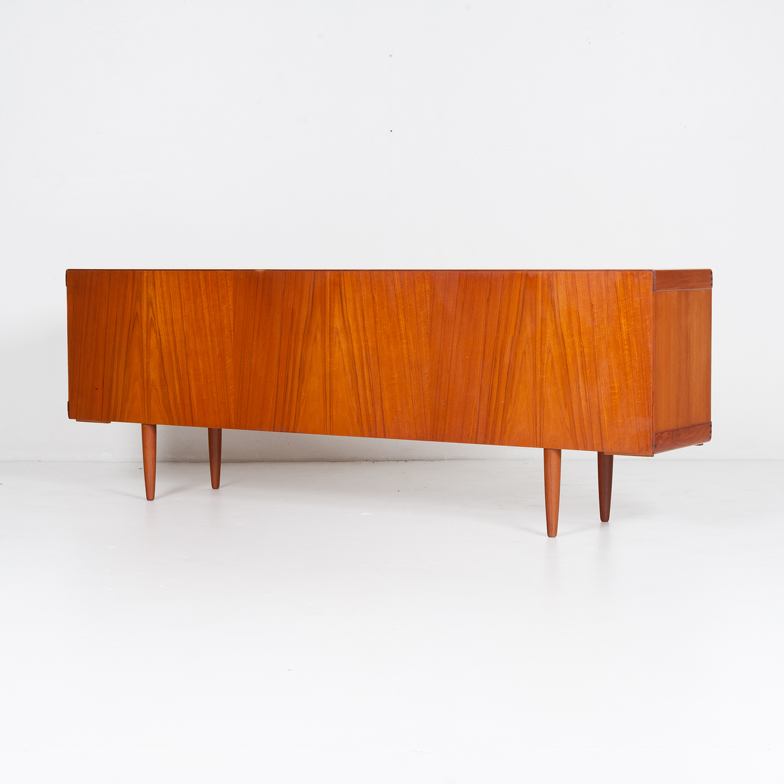 Sideboard By H W Klein In Teak For Bramin, 1960s, Denmark98