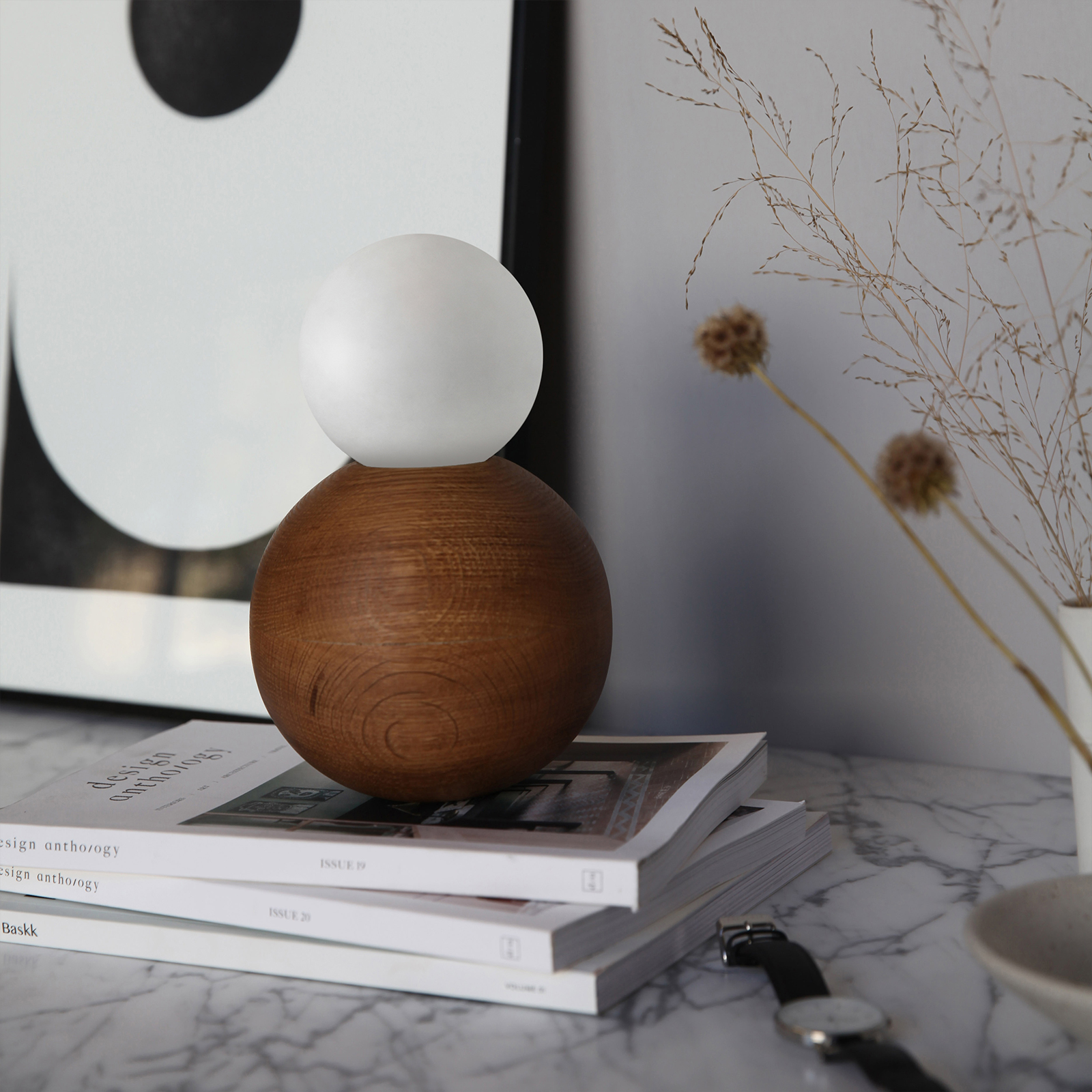 Sphere Table Marz Styled1