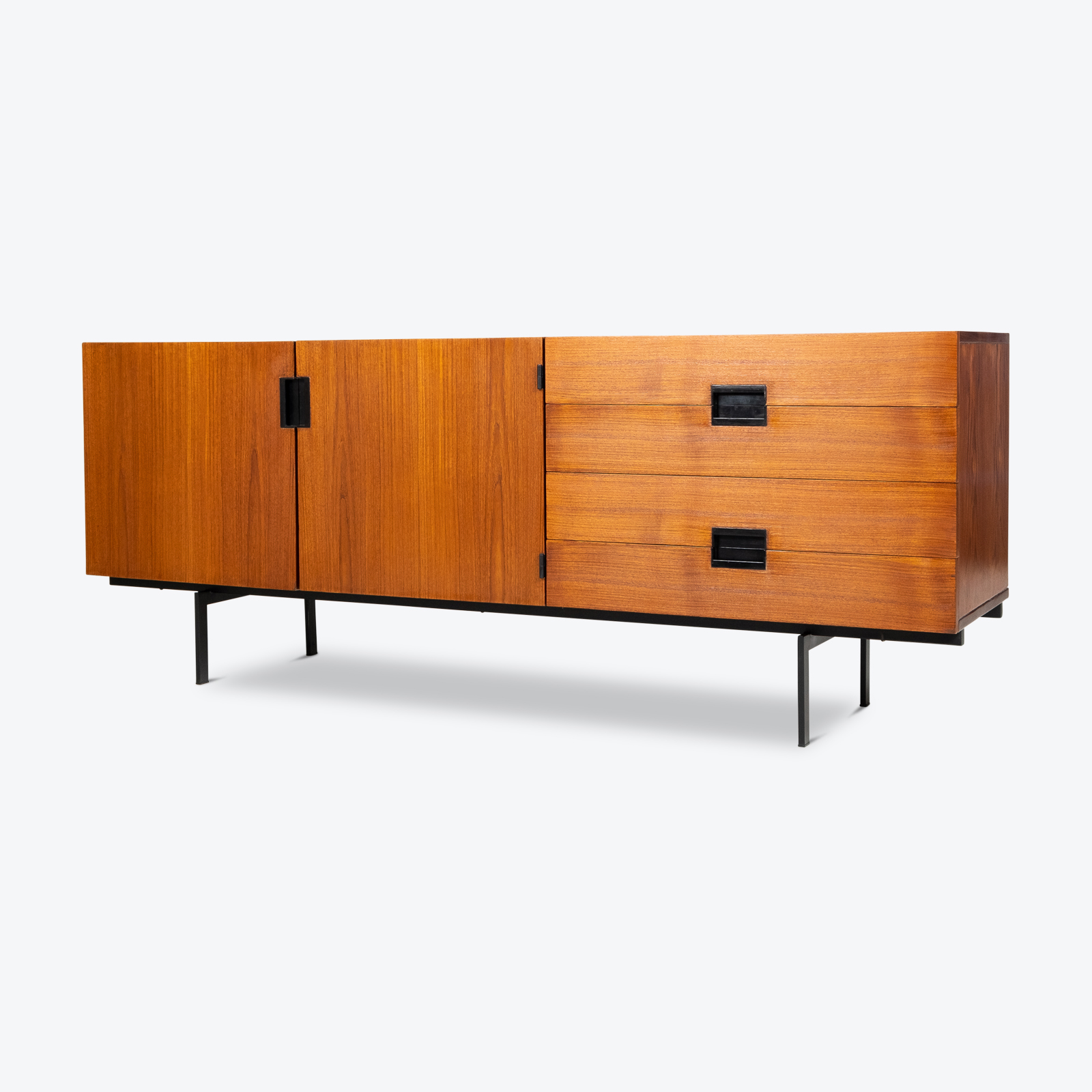 Du04 Japanese Series Sideboard By Cees Braakman For Pastoe, 1950s, The Netherlands Hero