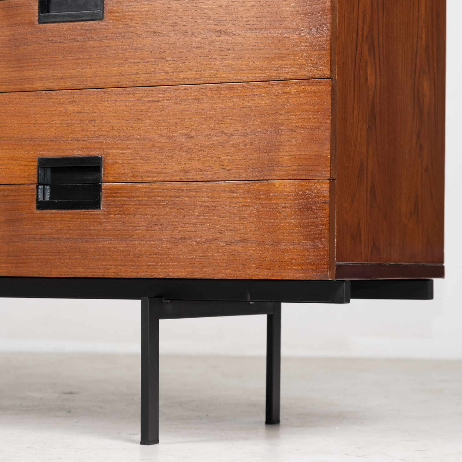 Du04 Japanese Series Sideboard By Cees Braakman For Pastoe, 1950s, The Netherlands7