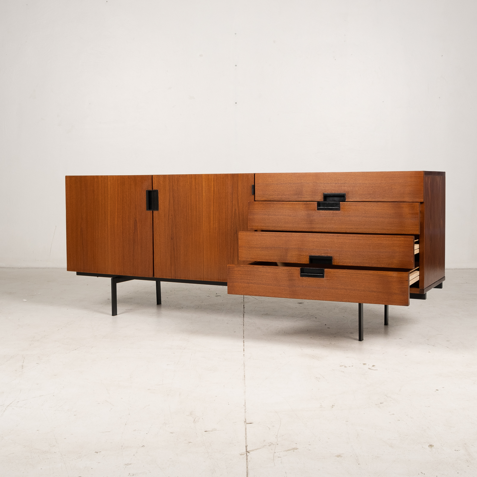 Du04 Japanese Series Sideboard By Cees Braakman For Pastoe, 1950s, The Netherlands9