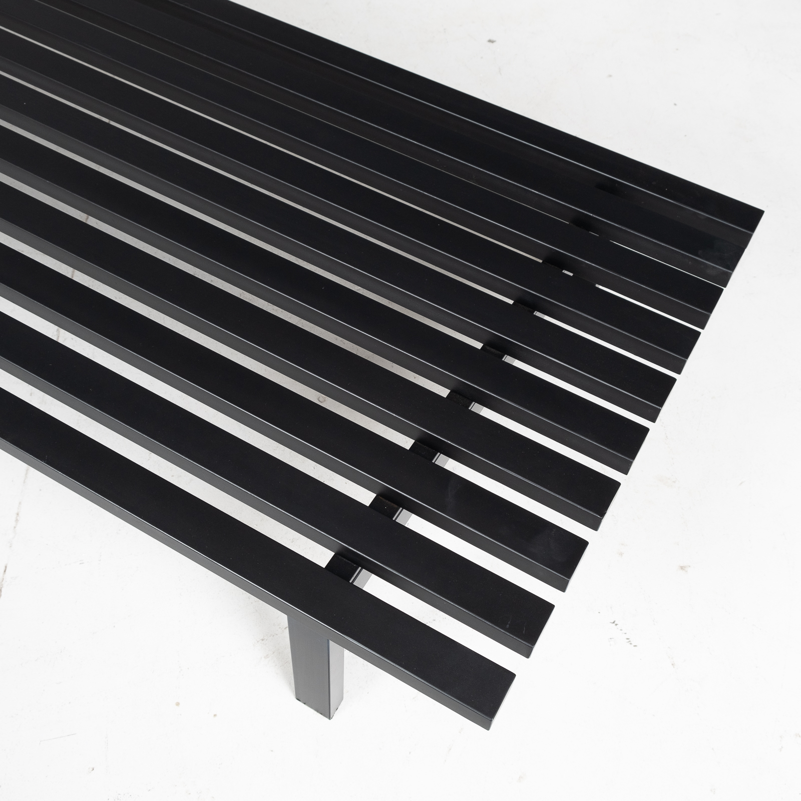 Model Bz82 Slatted Bench By Martin Visser For 't Spectrum, 1960s, The Netherlands3