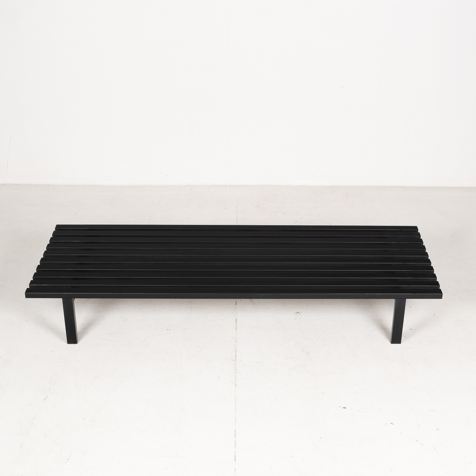 Model Bz82 Slatted Bench By Martin Visser For 't Spectrum, 1960s, The Netherlands6